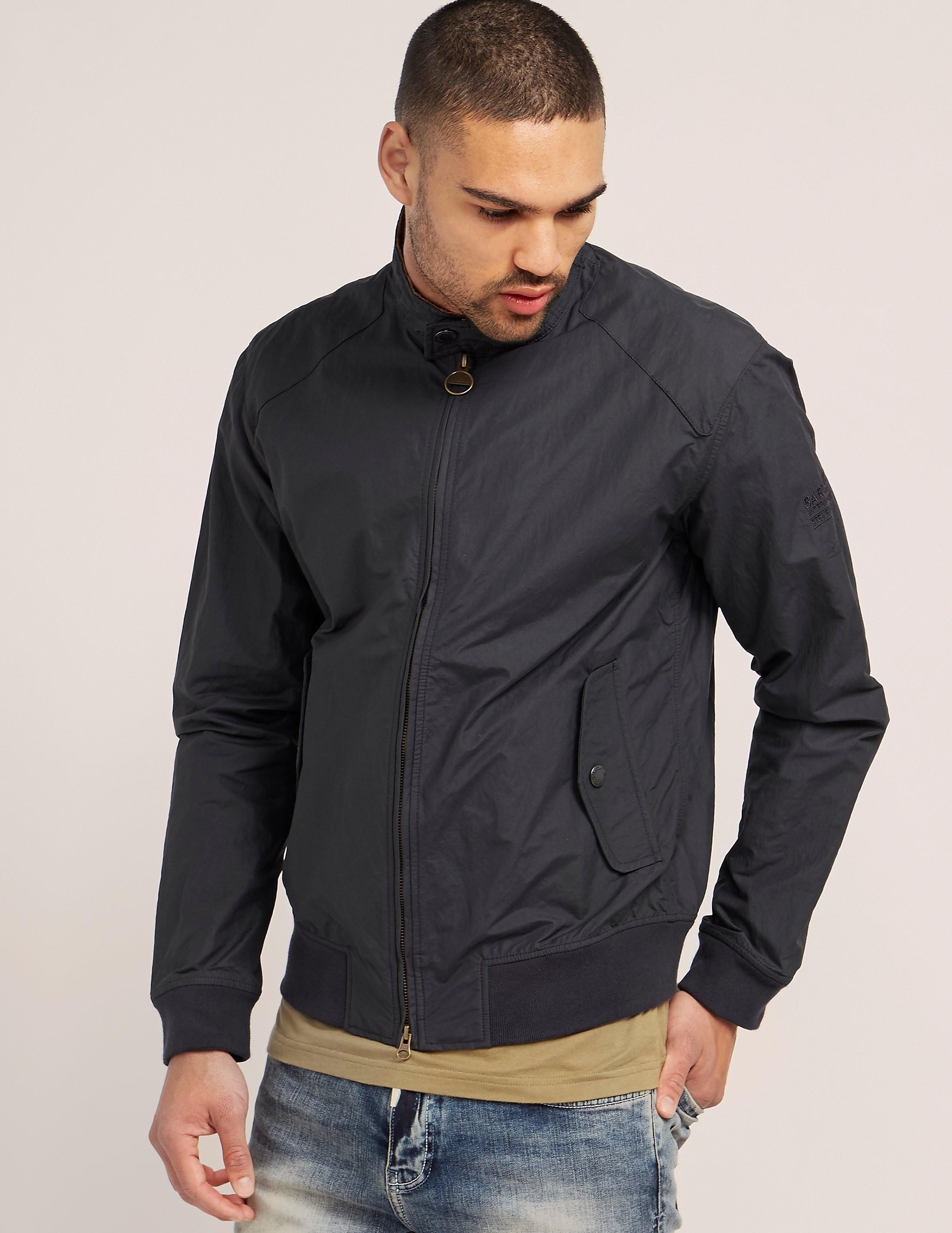 Barbour International Steve McQueen Rectifier Jacket