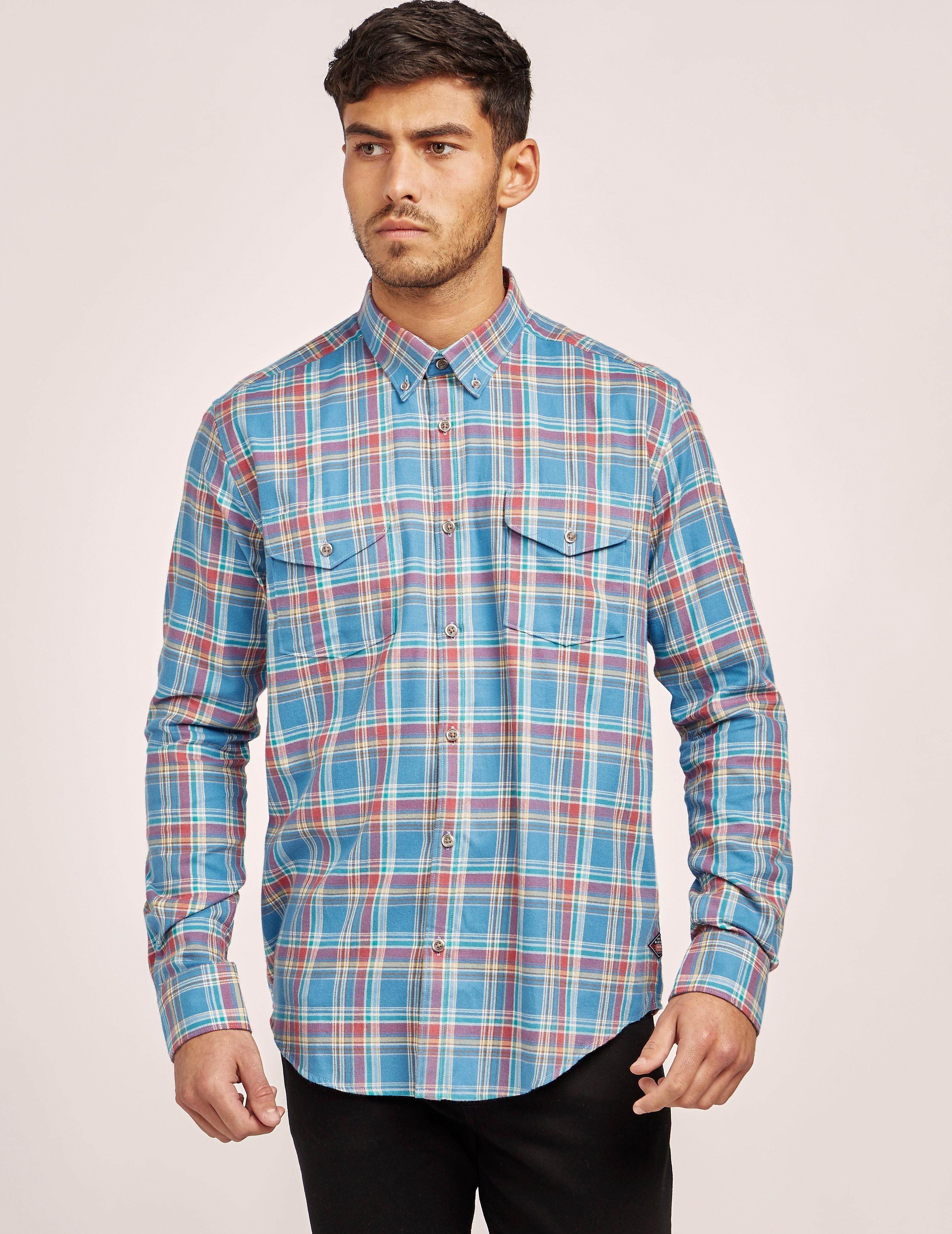 Barbour International Steve McQueen West Shirt