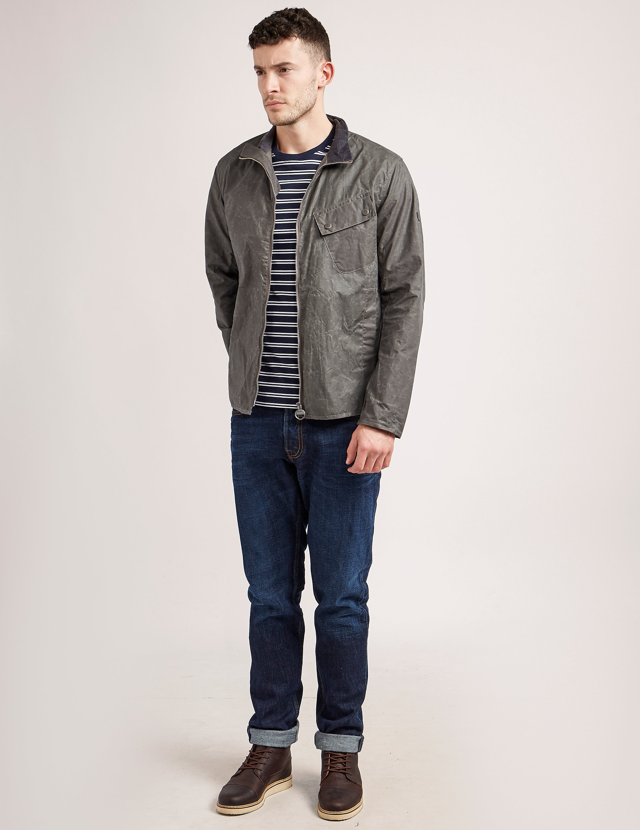 Barbour International Aspect Wax Jacket