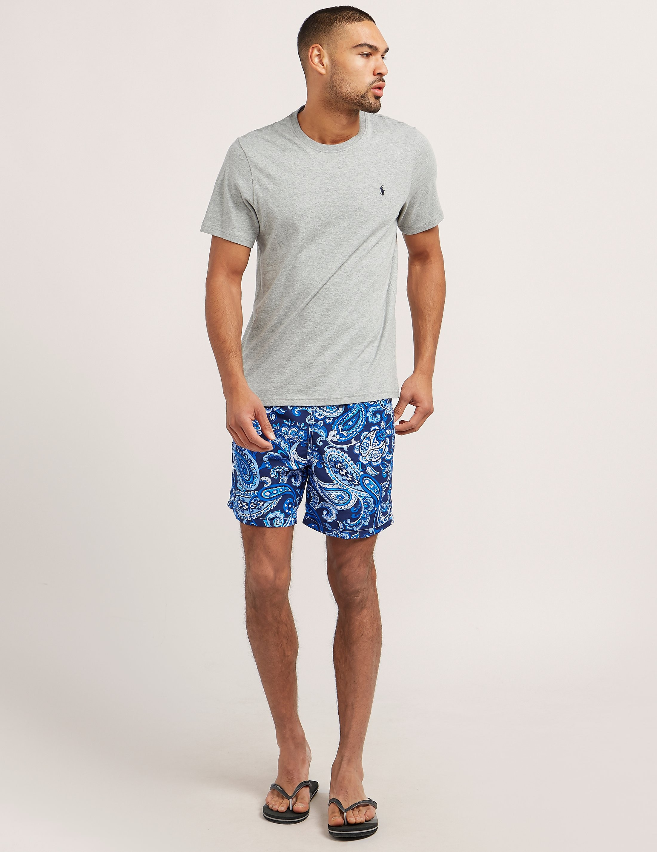 Polo Ralph Lauren Paisley Swim Shorts