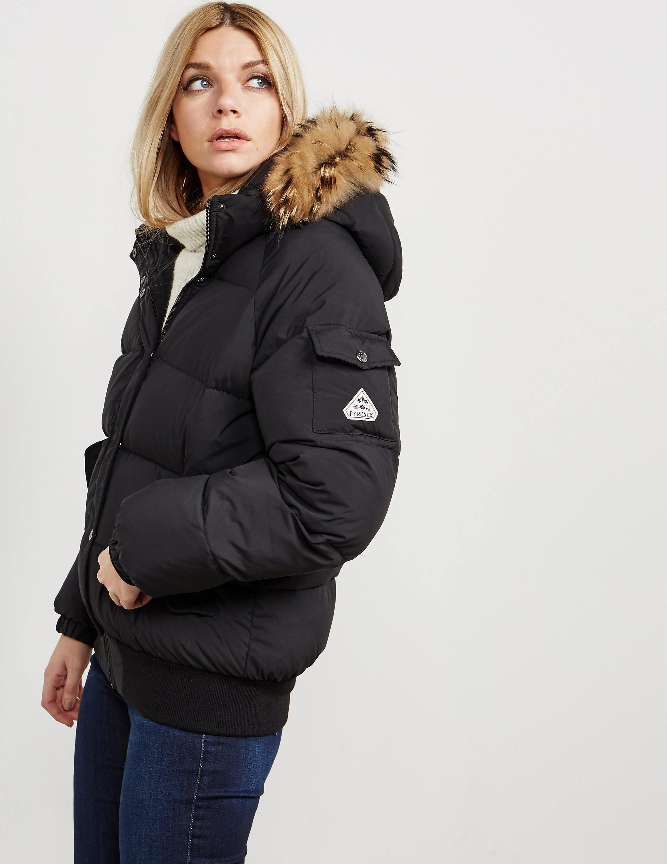 Pyrenex Aviator Jacket