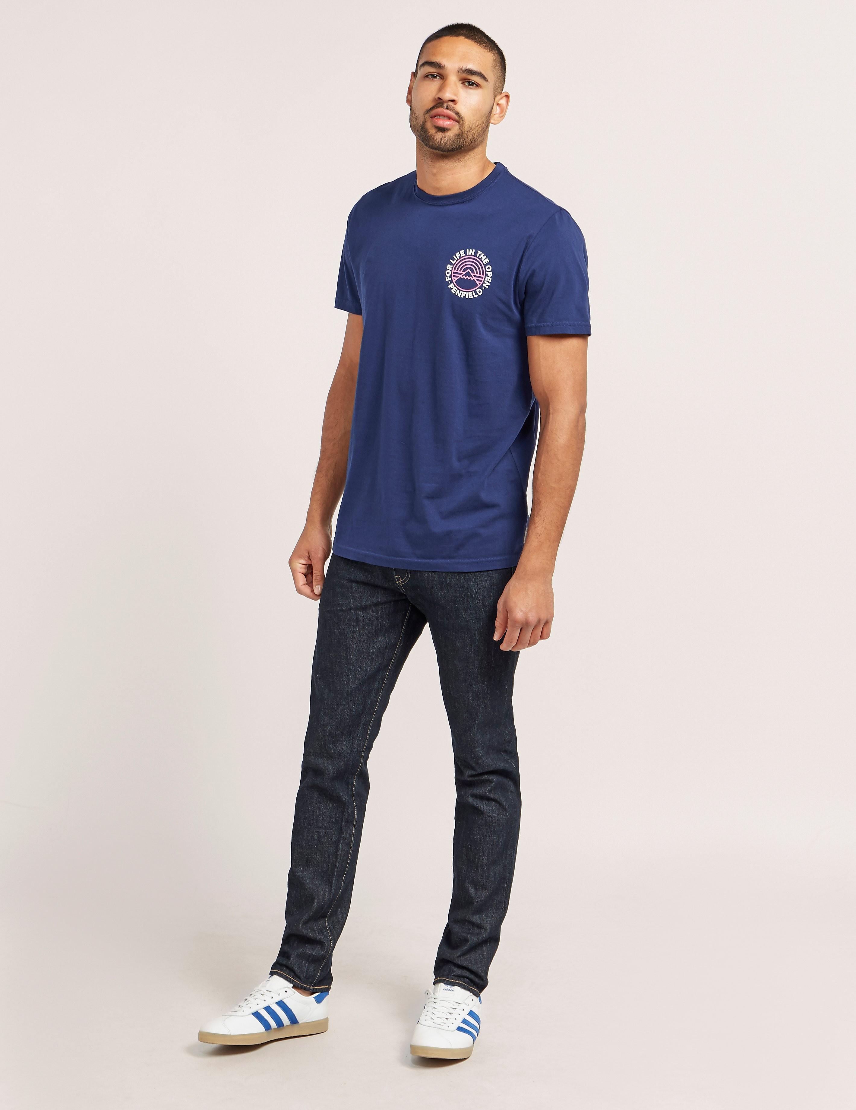 Penfield Emblem Short Sleeve T-Shirt
