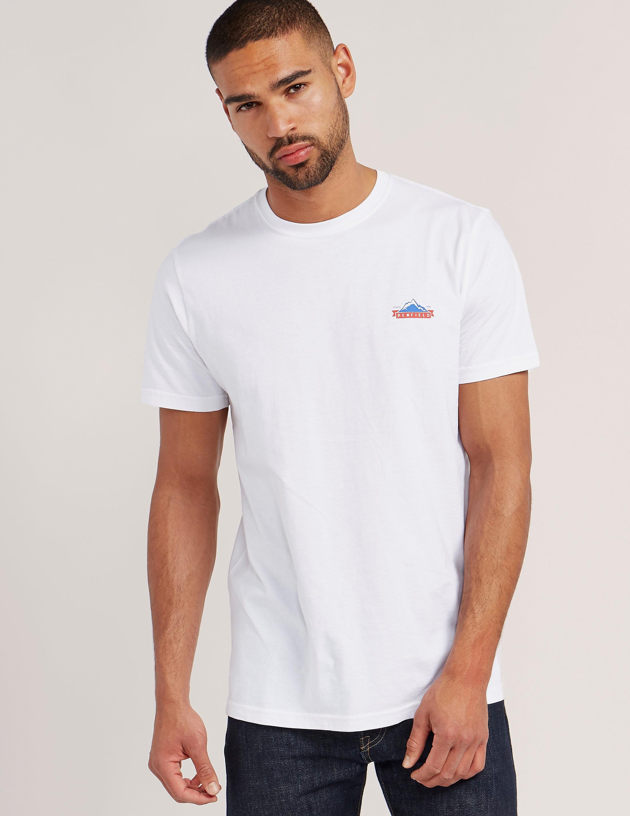 Penfield Logo Short Sleeve T-Shirt