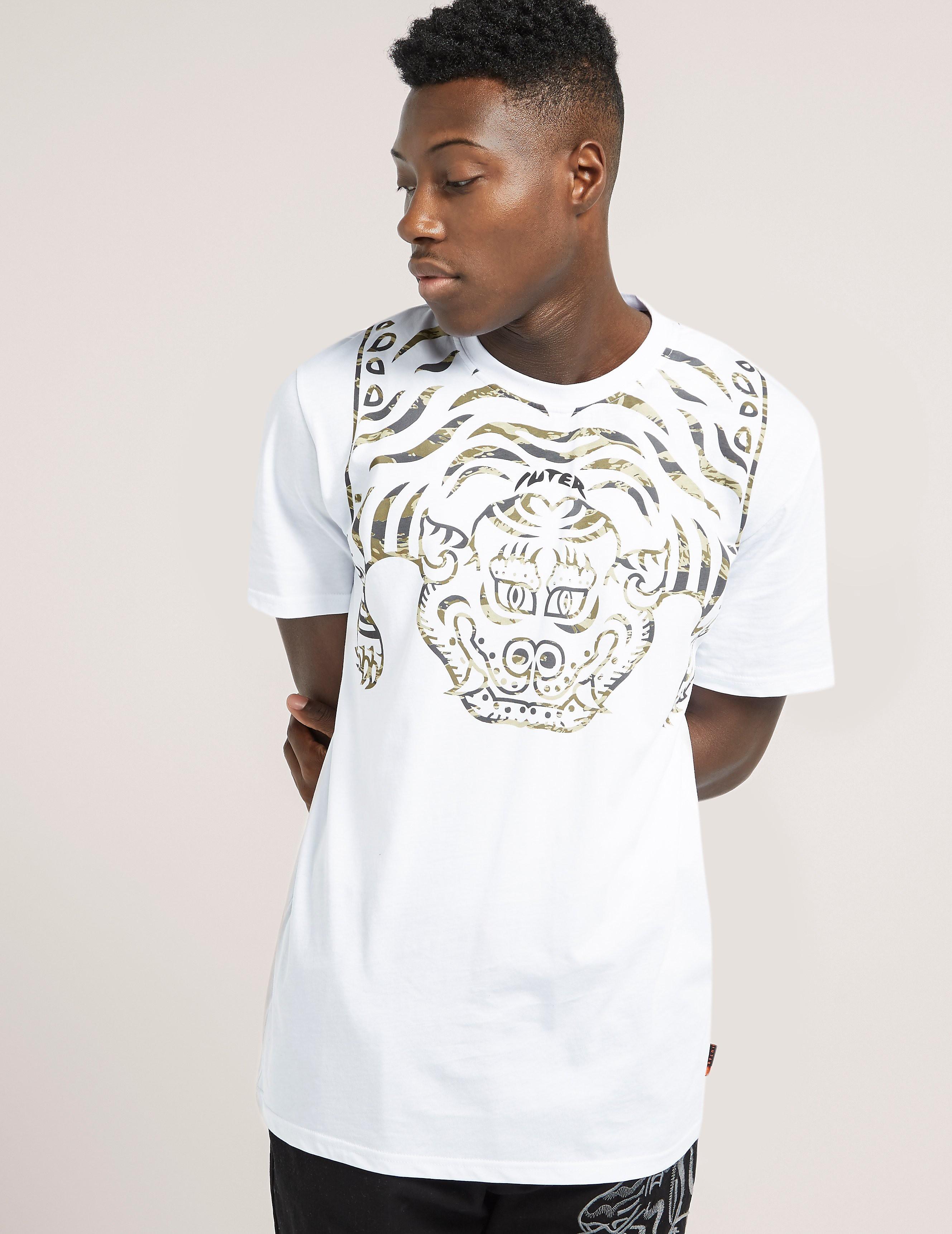 IUTER Tibetan Short Sleeve T-Shirt