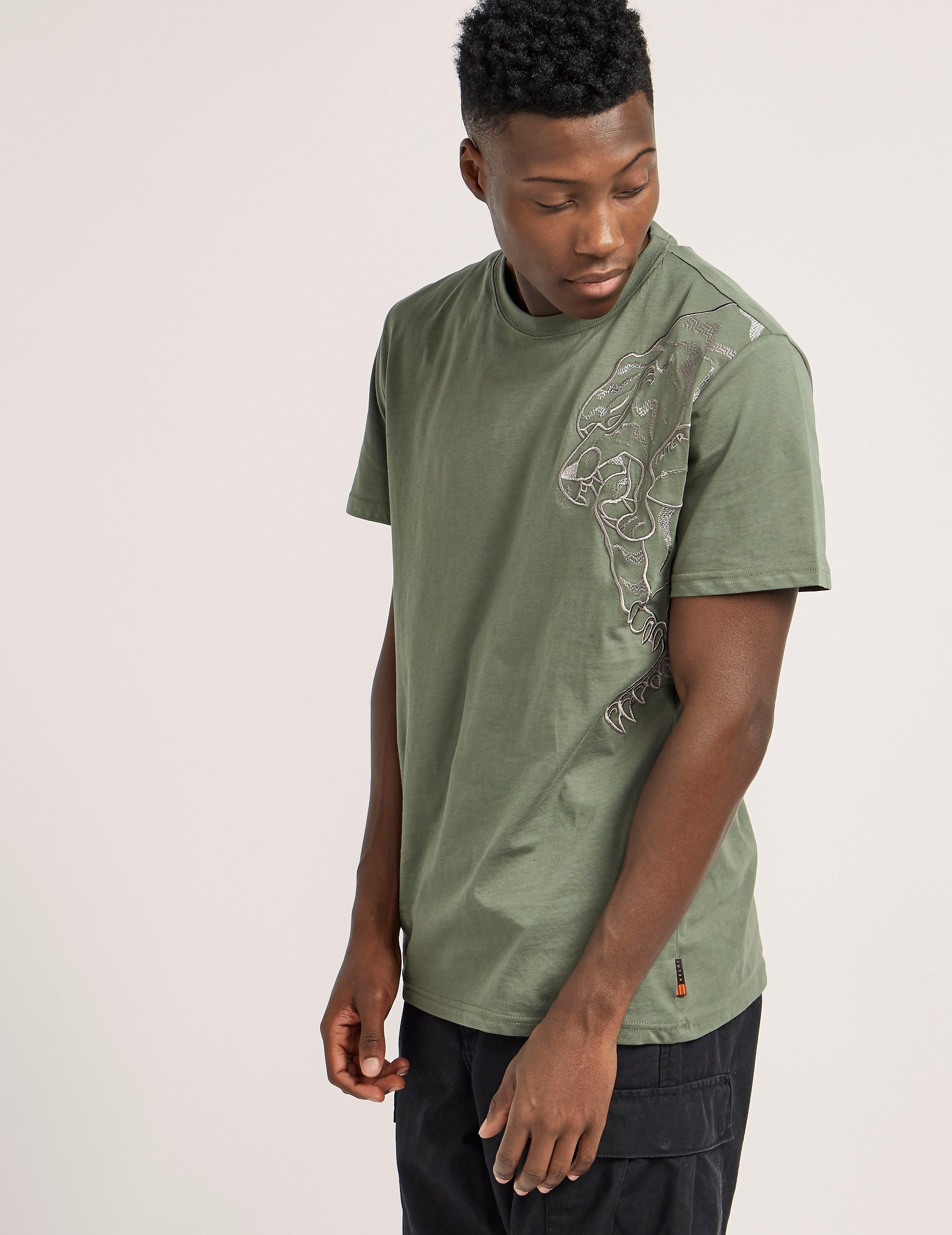 IUTER Nepal Short Sleeve T-Shirt