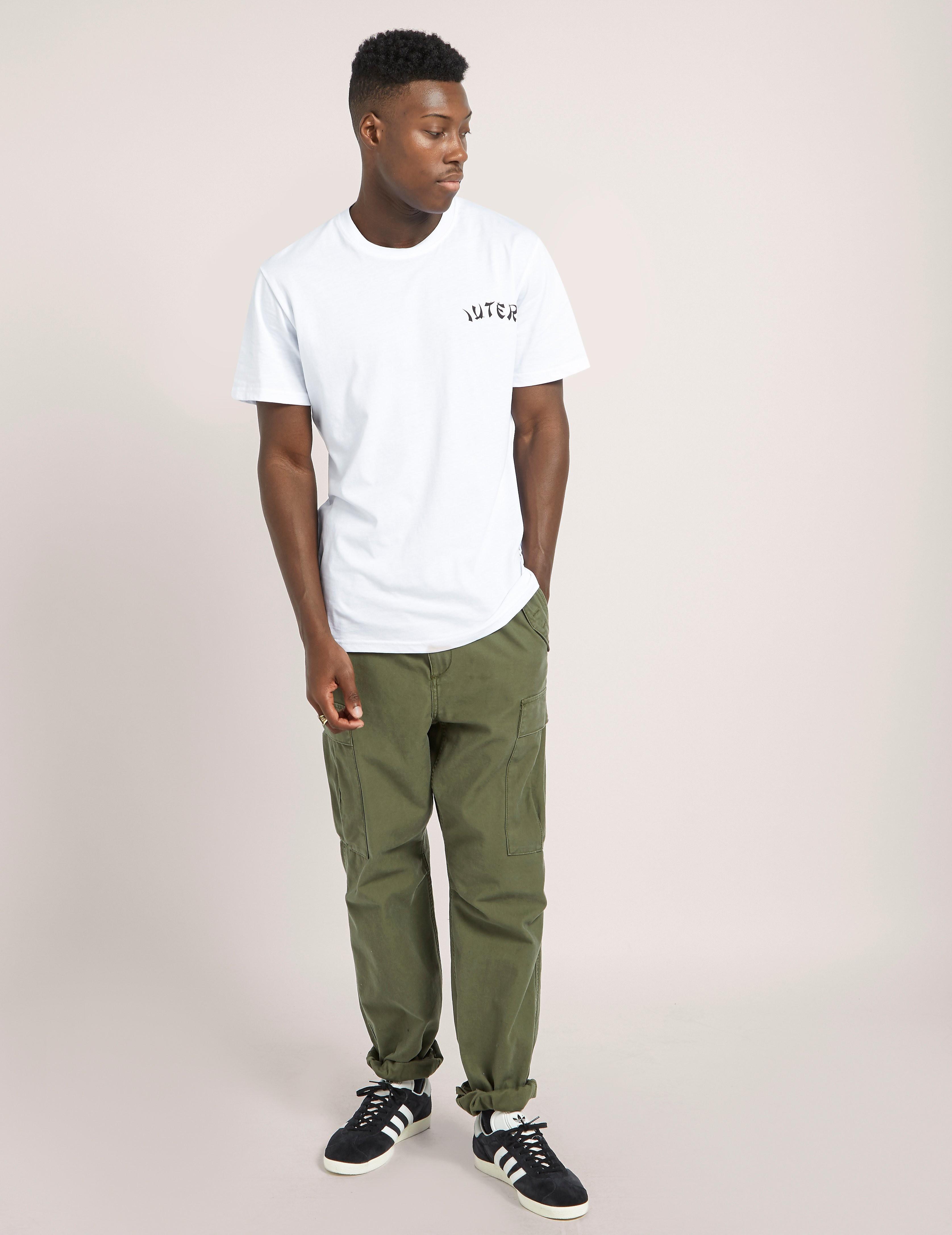IUTER Spectre Short Sleeve T-Shirt