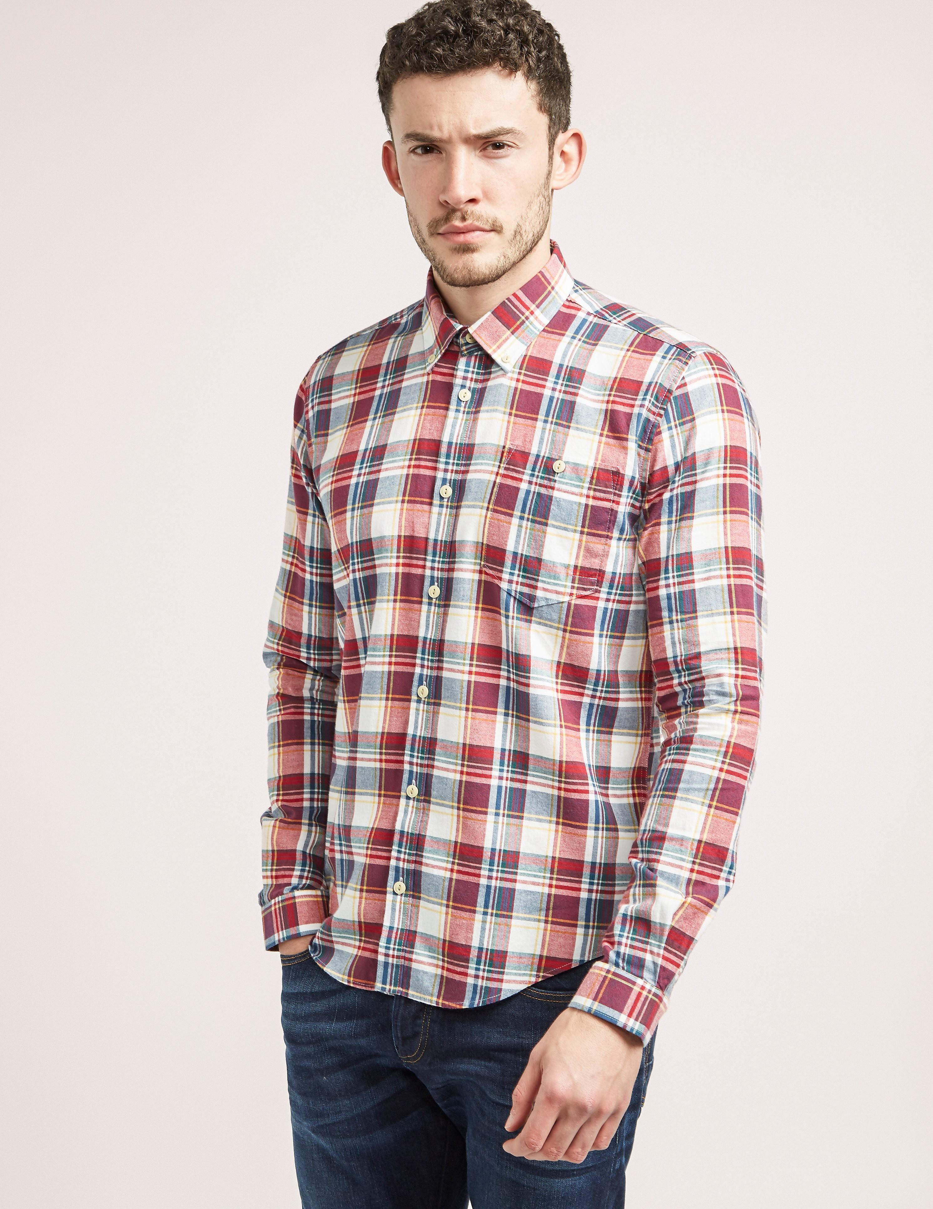Barbour Oscar Shirt