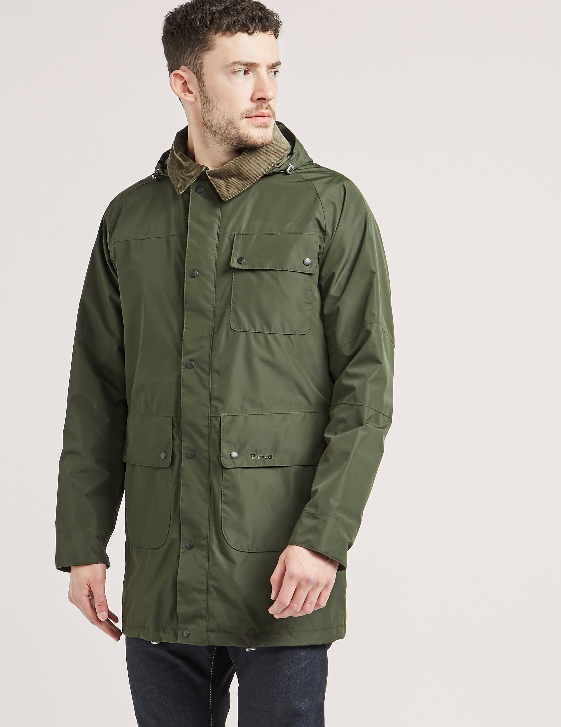 Barbour Strat Jacket