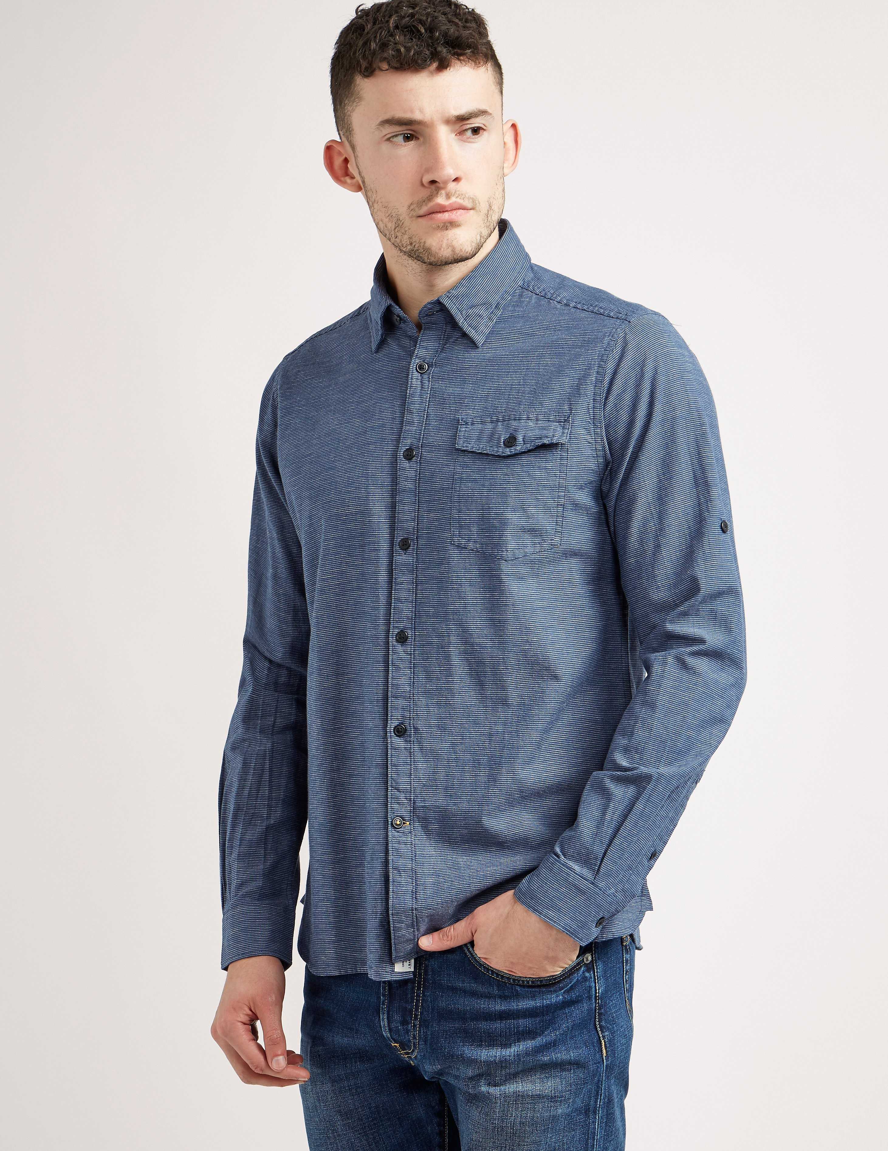 Barbour Brock Tailored Fit Shirt