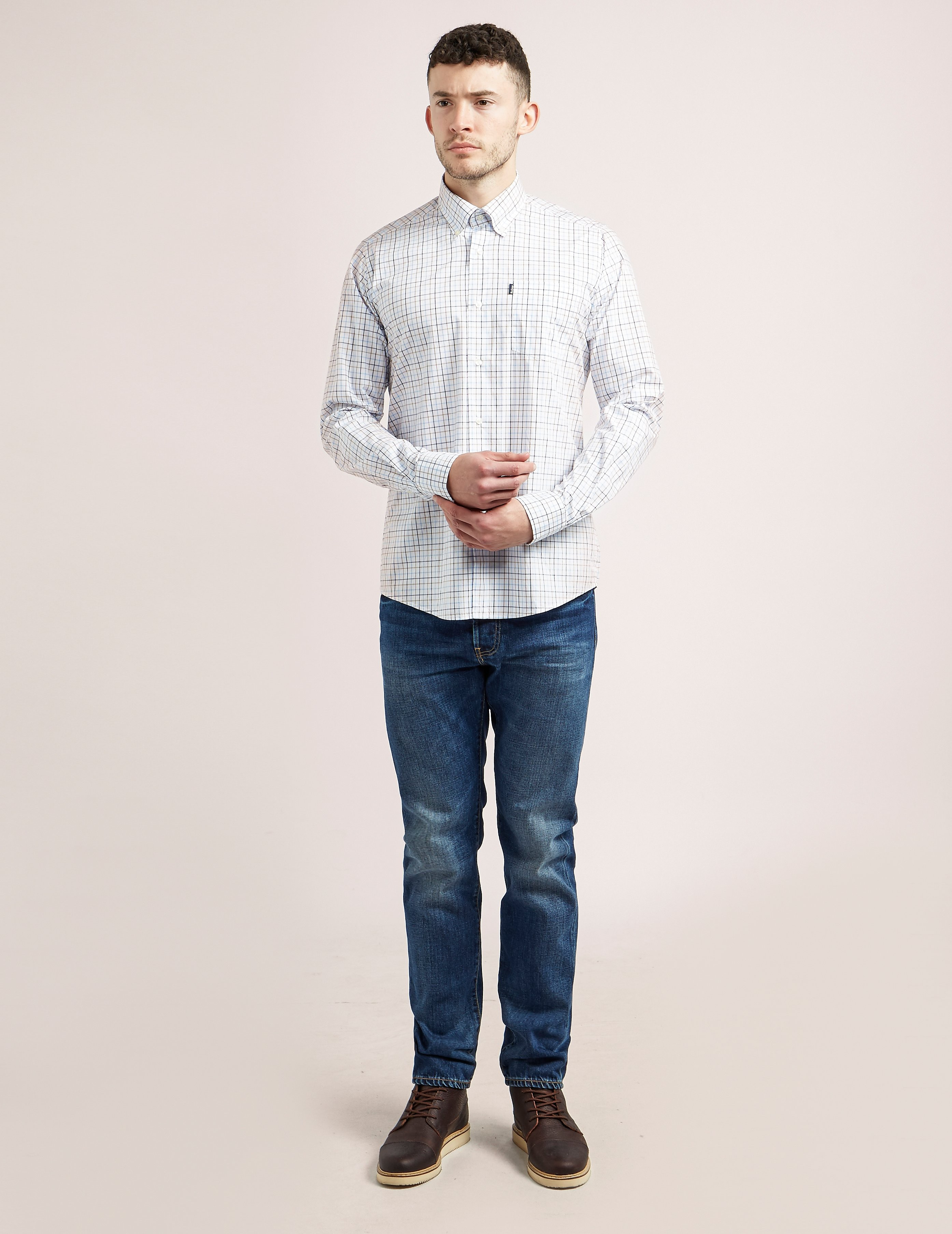 Barbour Patrick Tailored Fit Shirt
