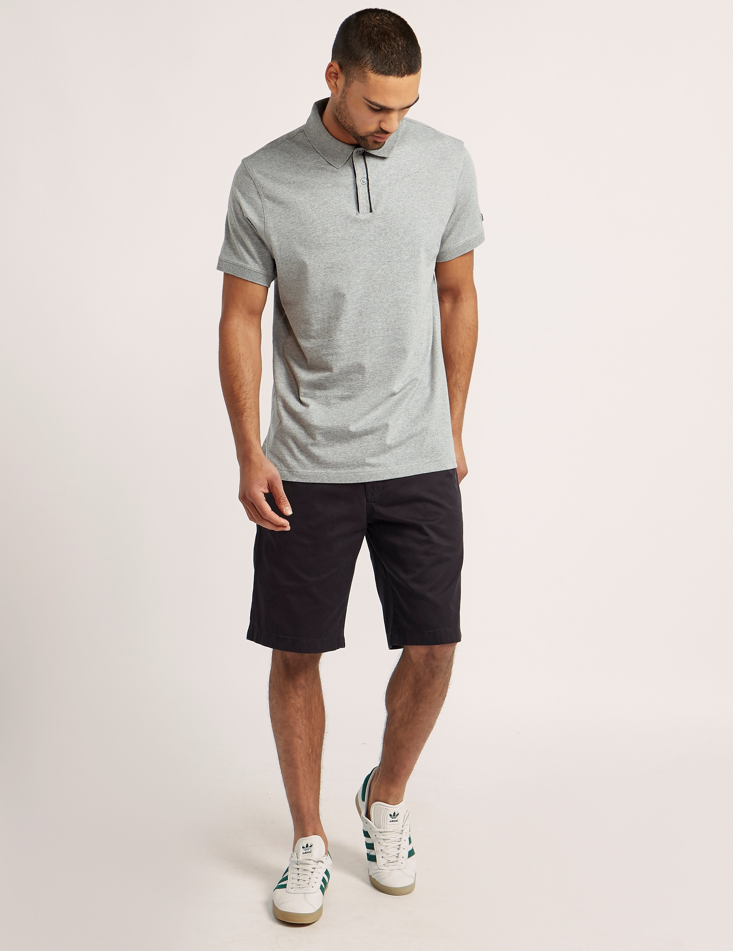Barbour International Cage Short Sleeve Polo Shirt