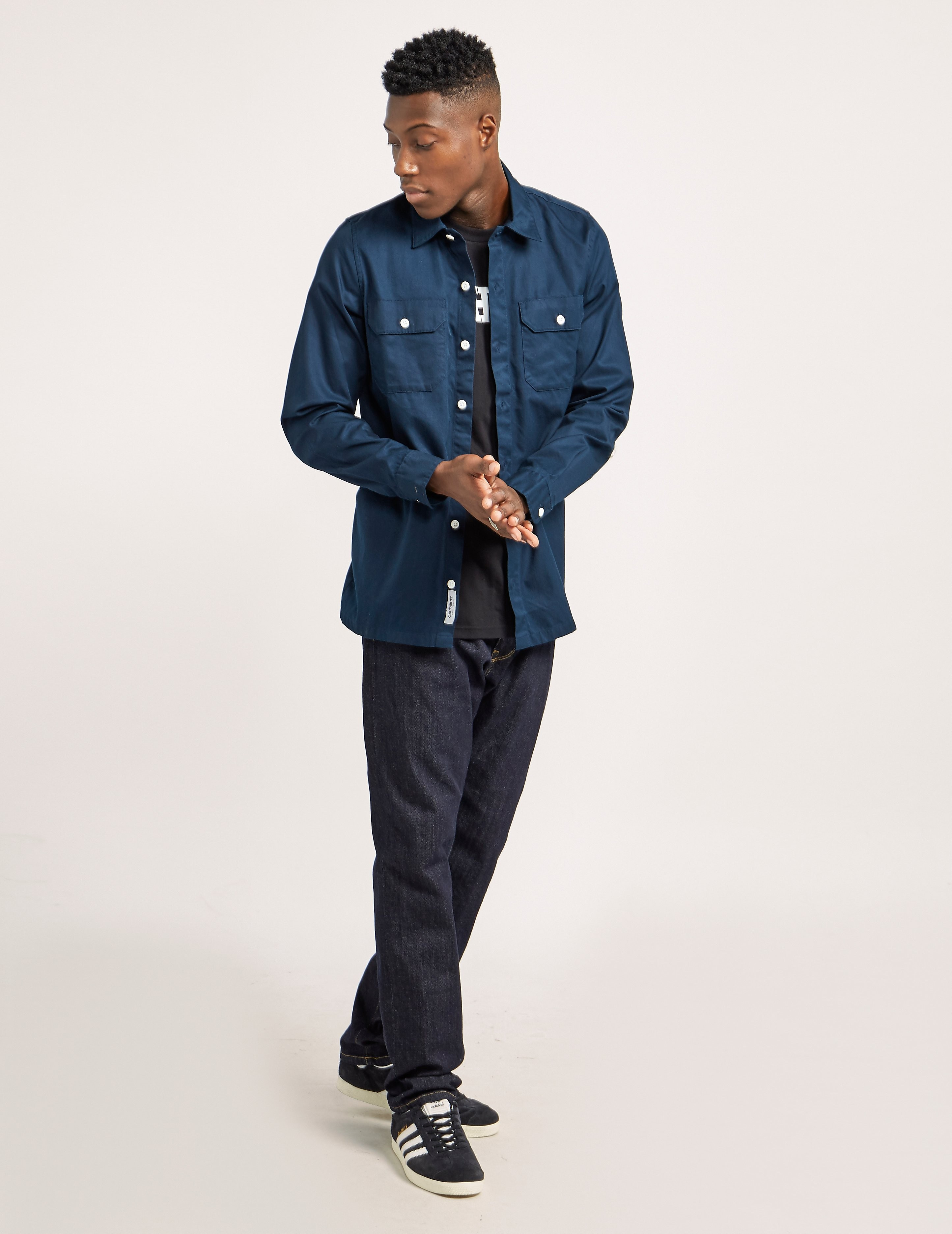 Carhartt WIP Long Sleeve Master Shirt