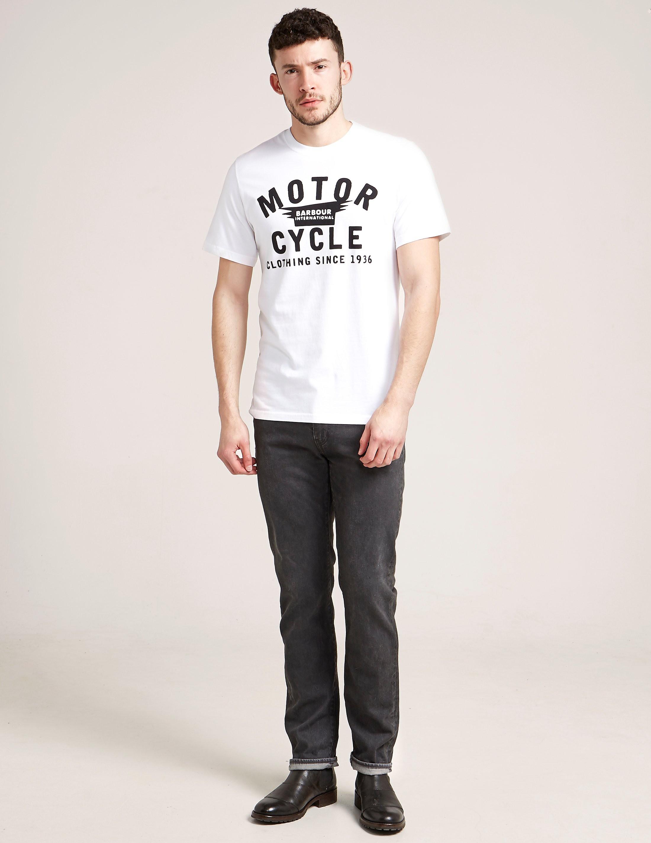 Barbour International Wings Short Sleeve T-Shirt