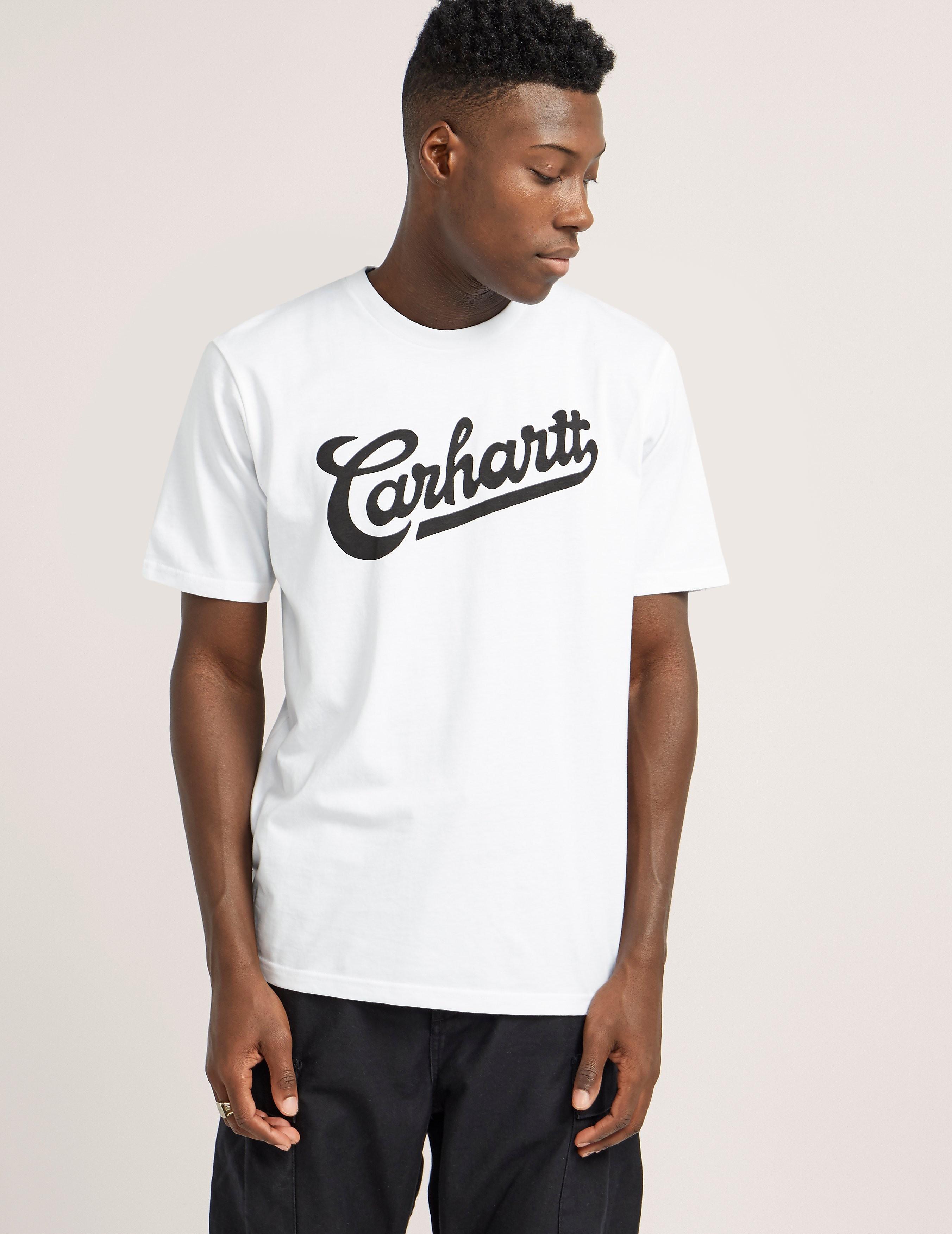 Carhartt WIP Vintage Short Sleeve T-Shirt