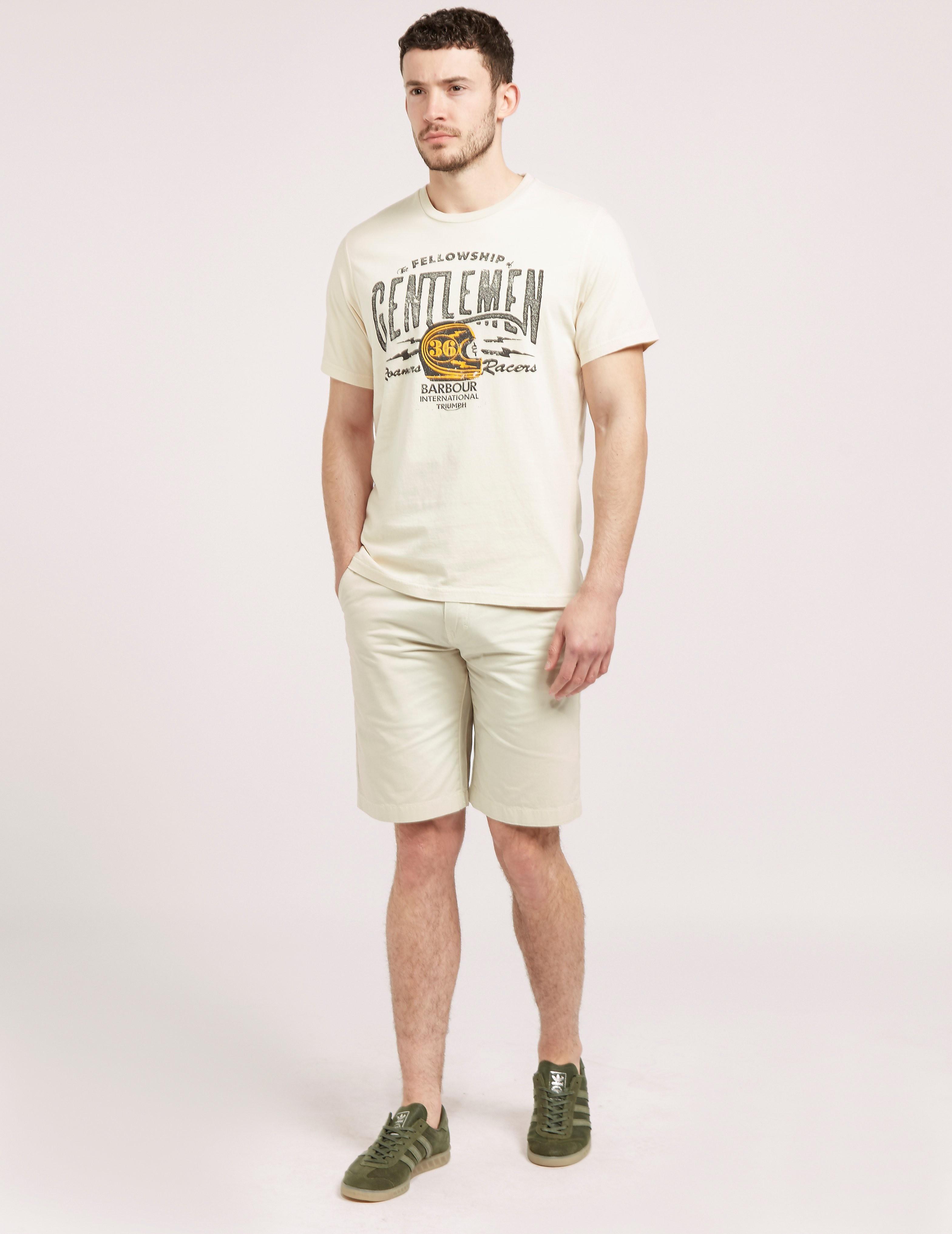 Barbour International Triumph Short Sleeve T-Shirt