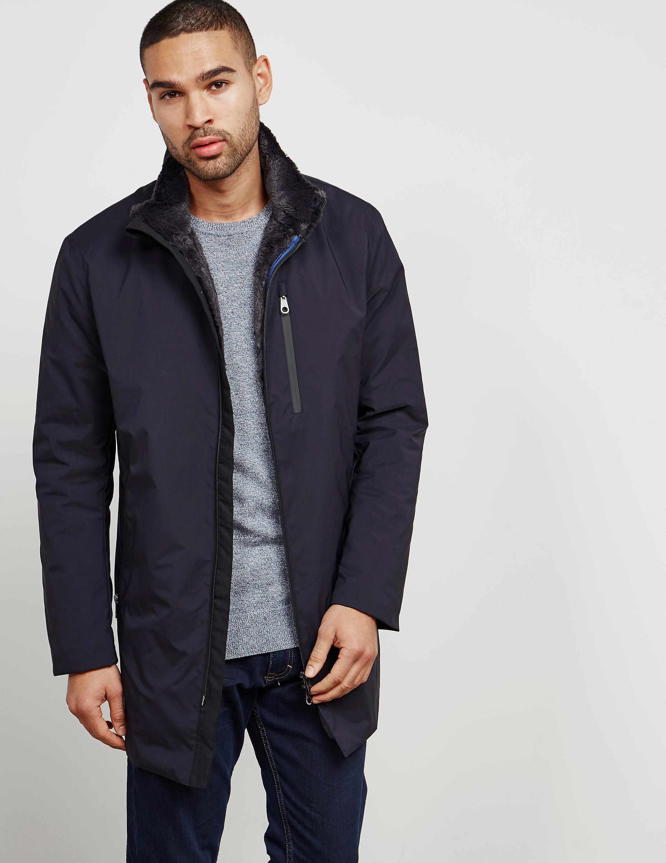 Armani Collezioni Long Blouson Padded Jacket
