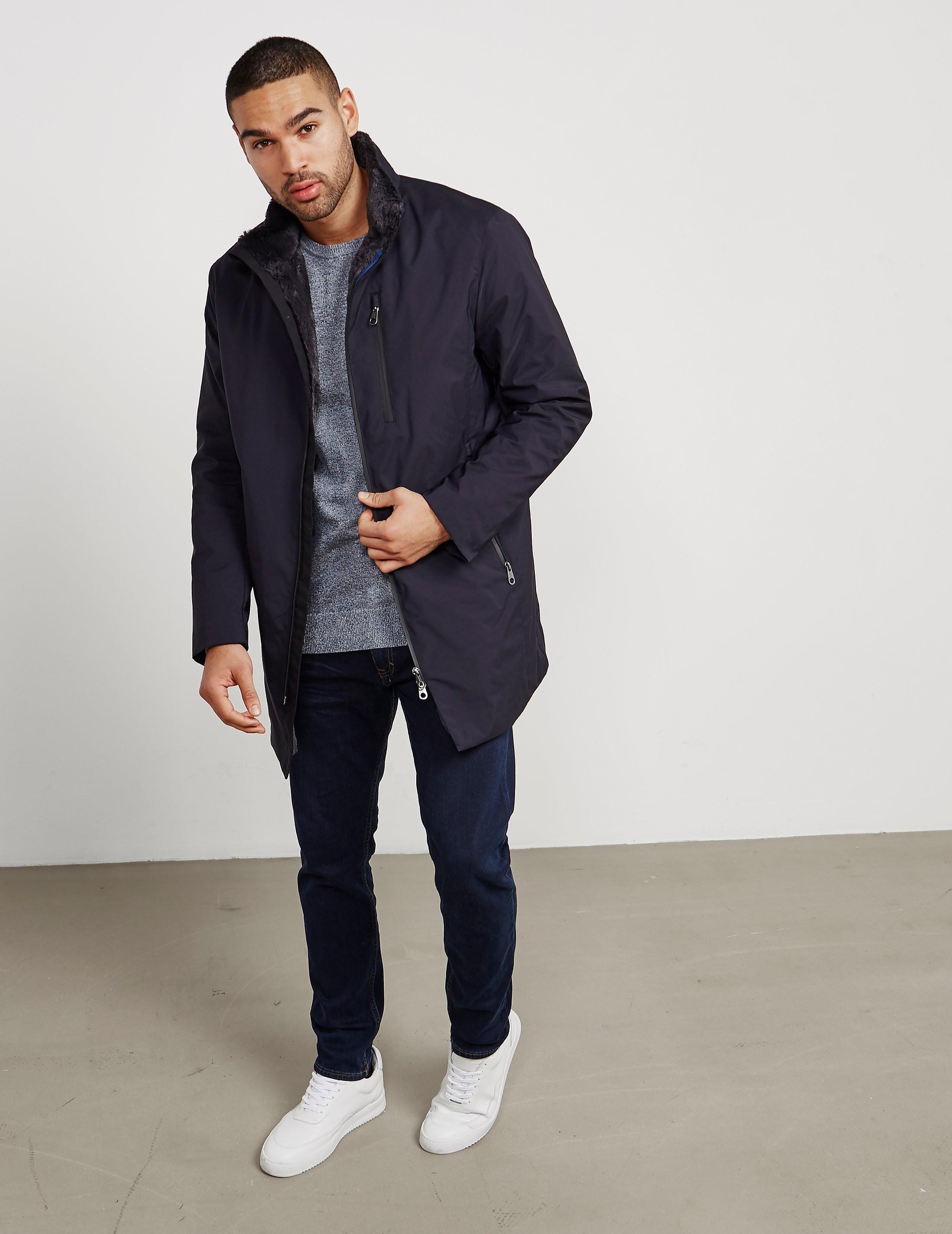 Armani Collezioni Long Blouson Jacket