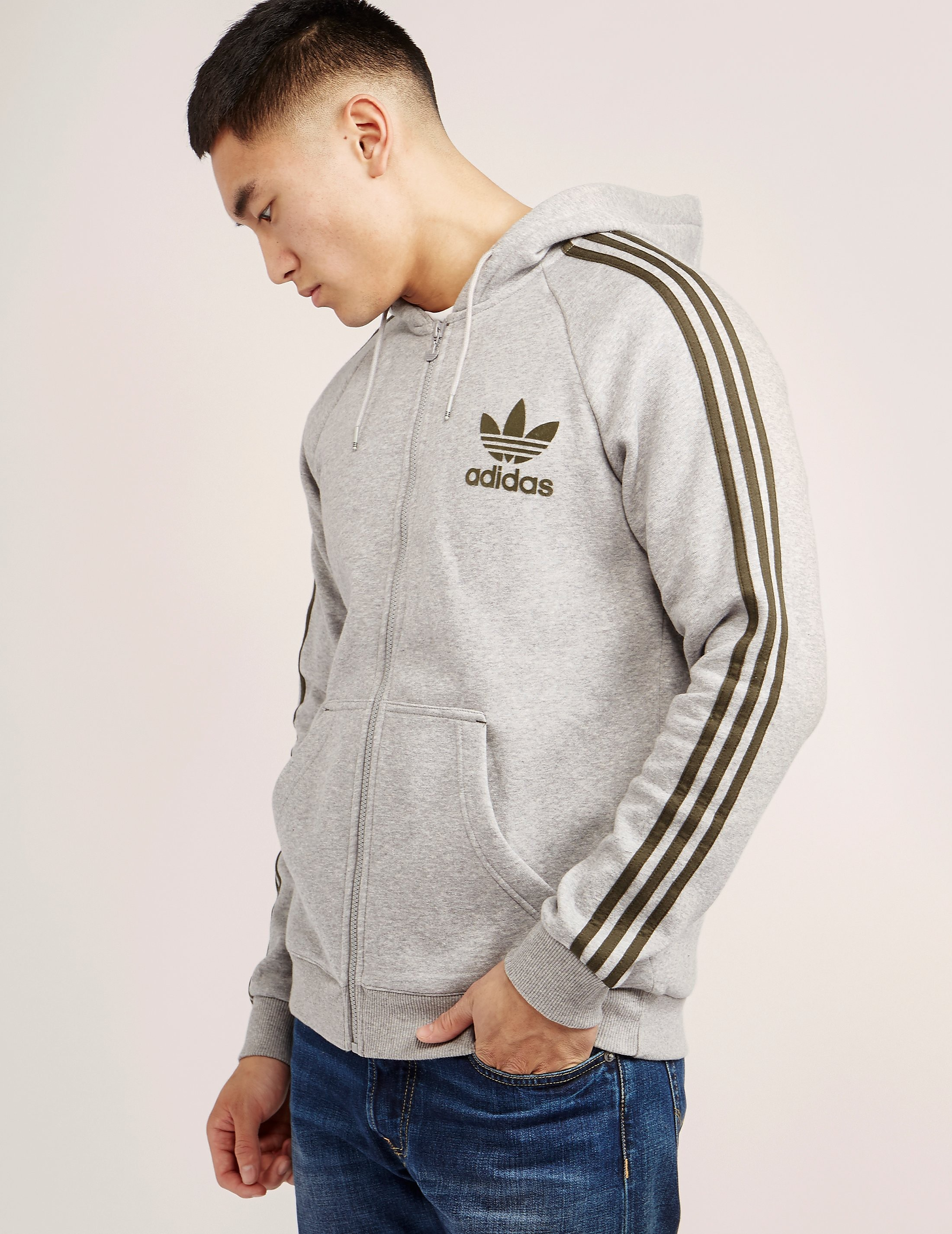 adidas Originals California Full Zip Hoodie