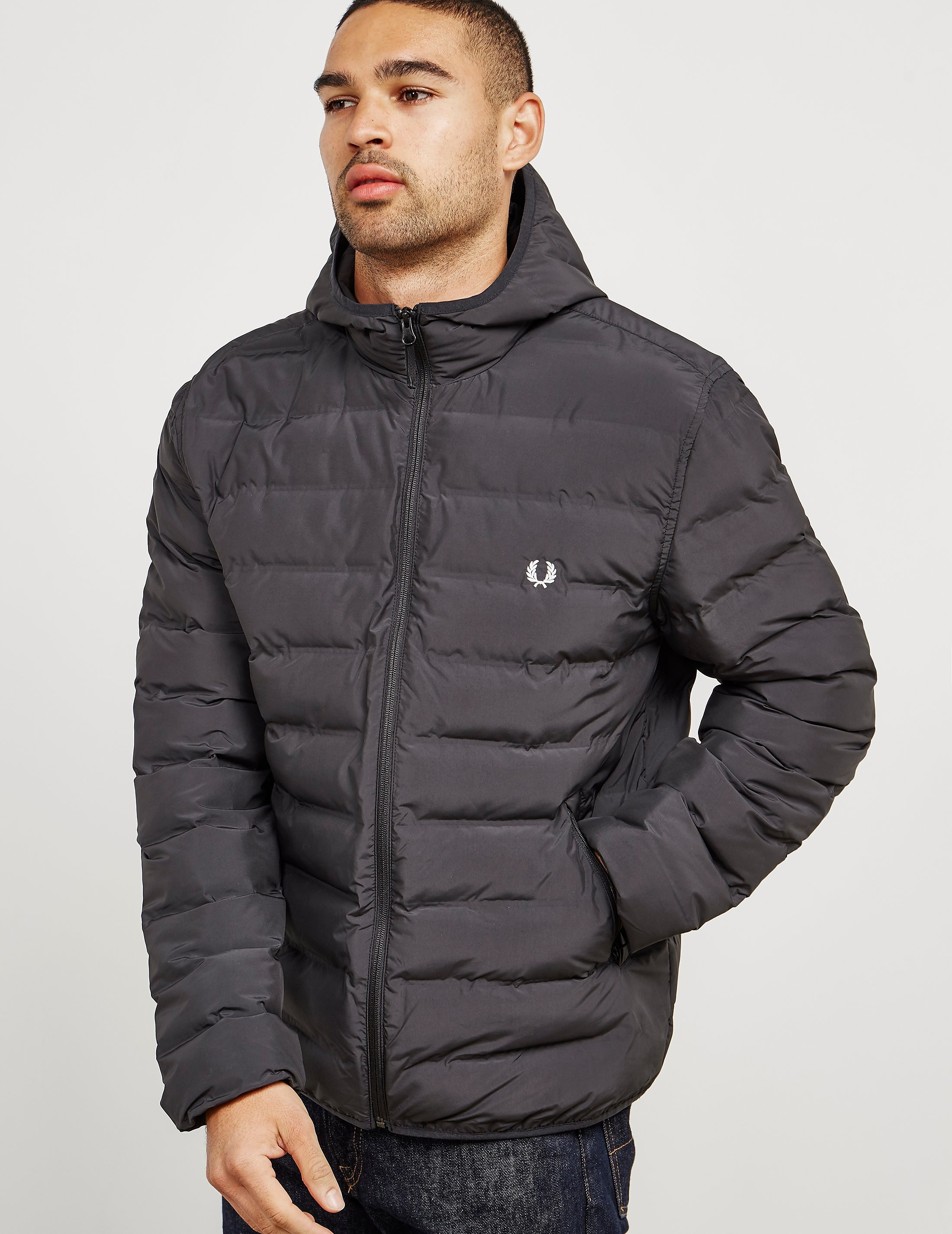 Fred Perry Padded Brentham Jacket