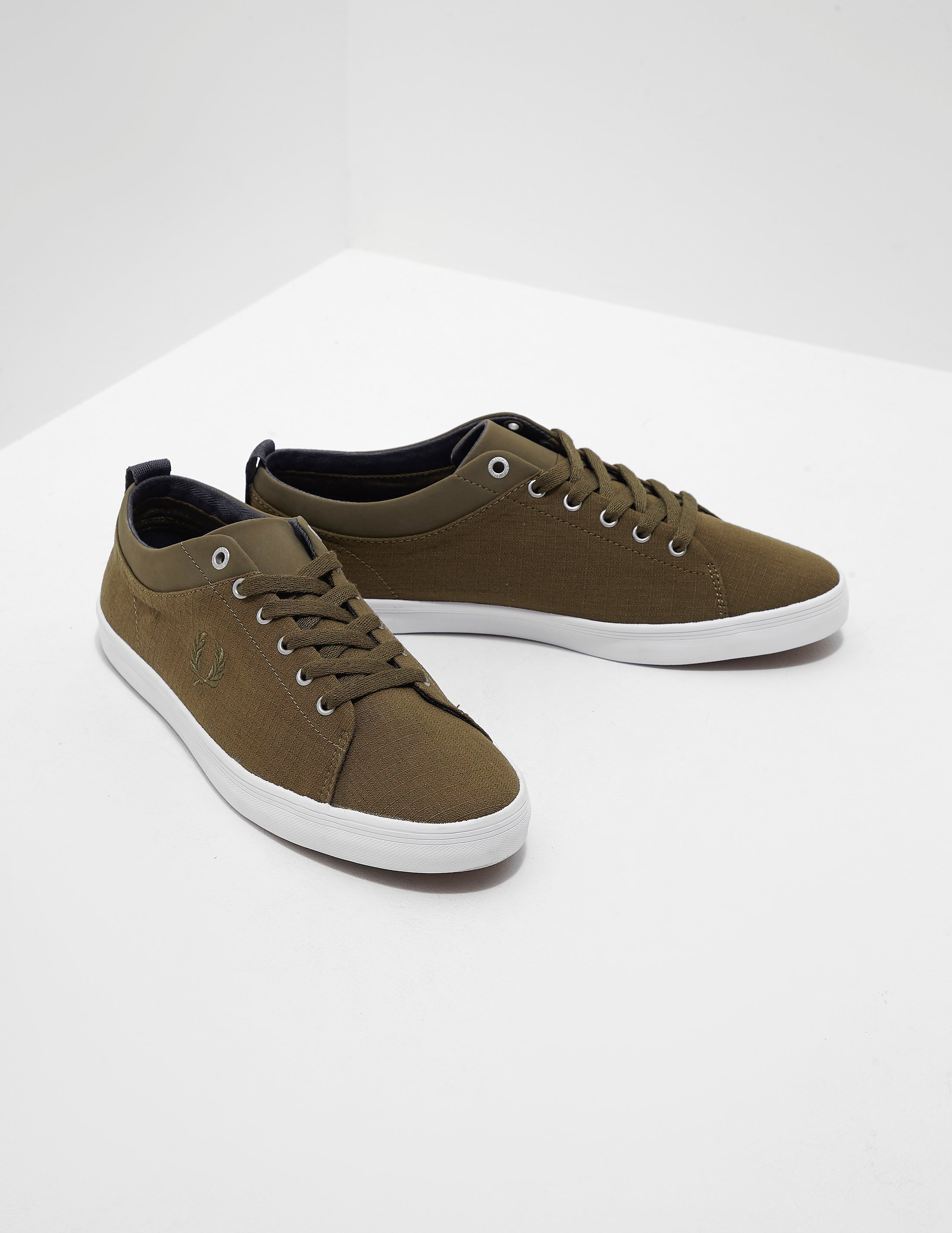 Fred Perry Hallam