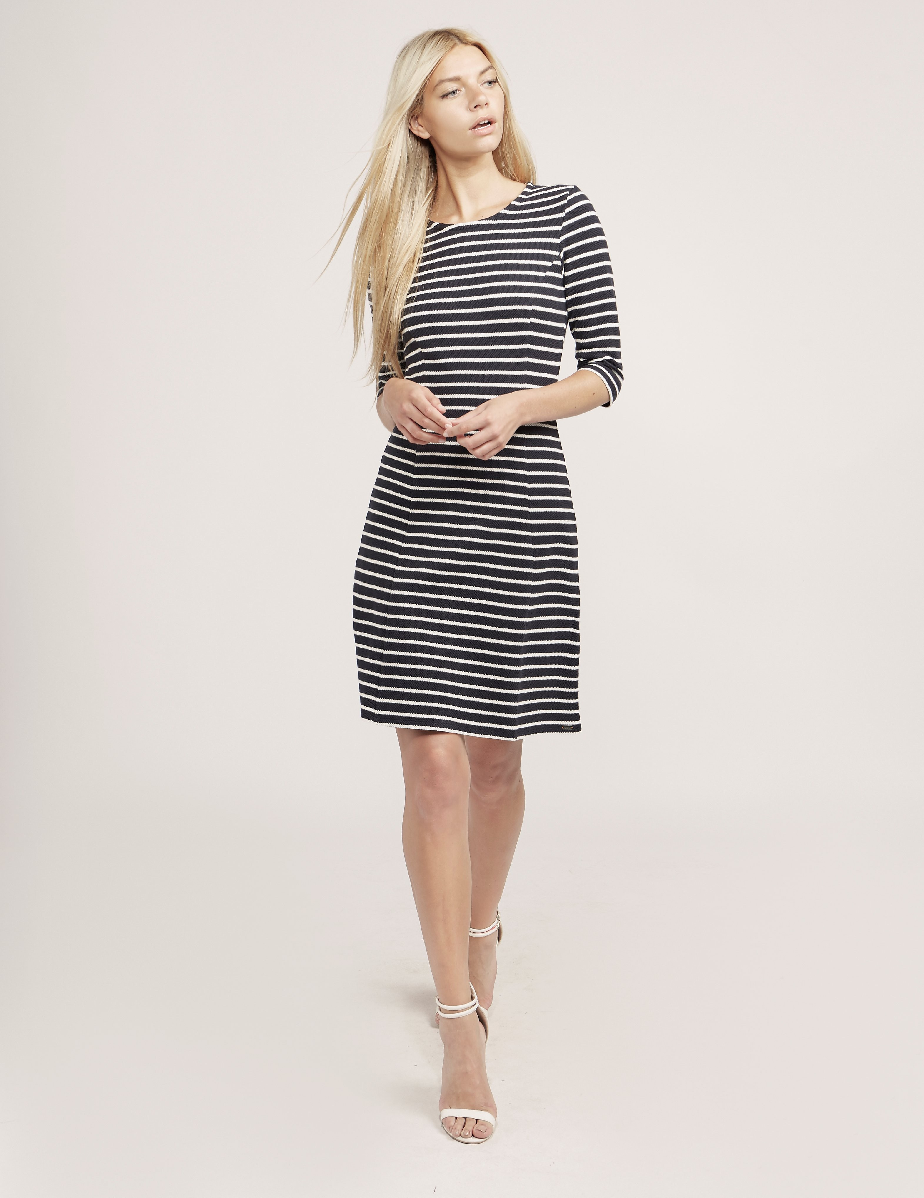 BOSS Orange Stripe Dress