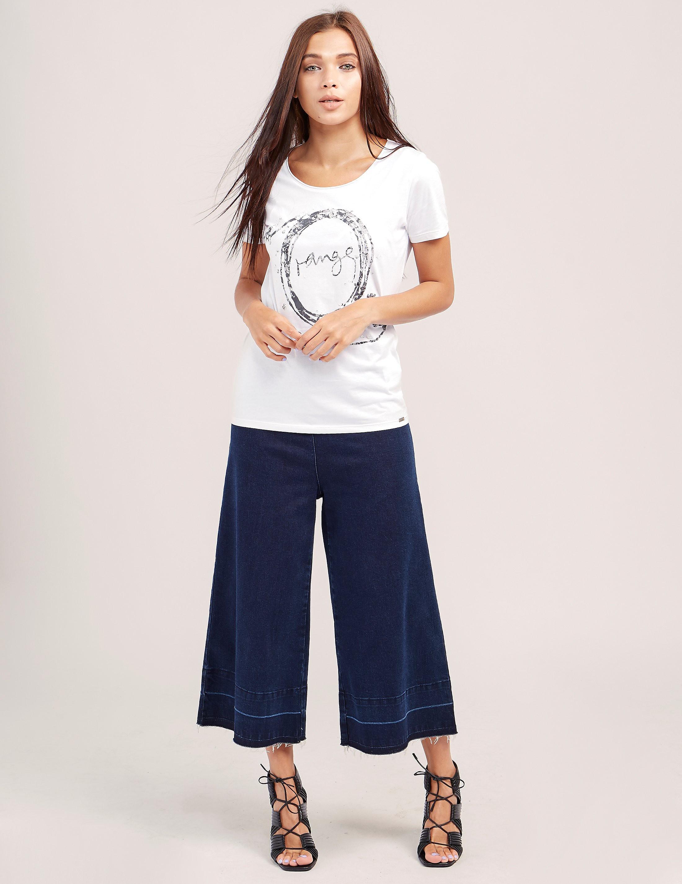 BOSS Orange Printed Short Sleeve T-Shirt