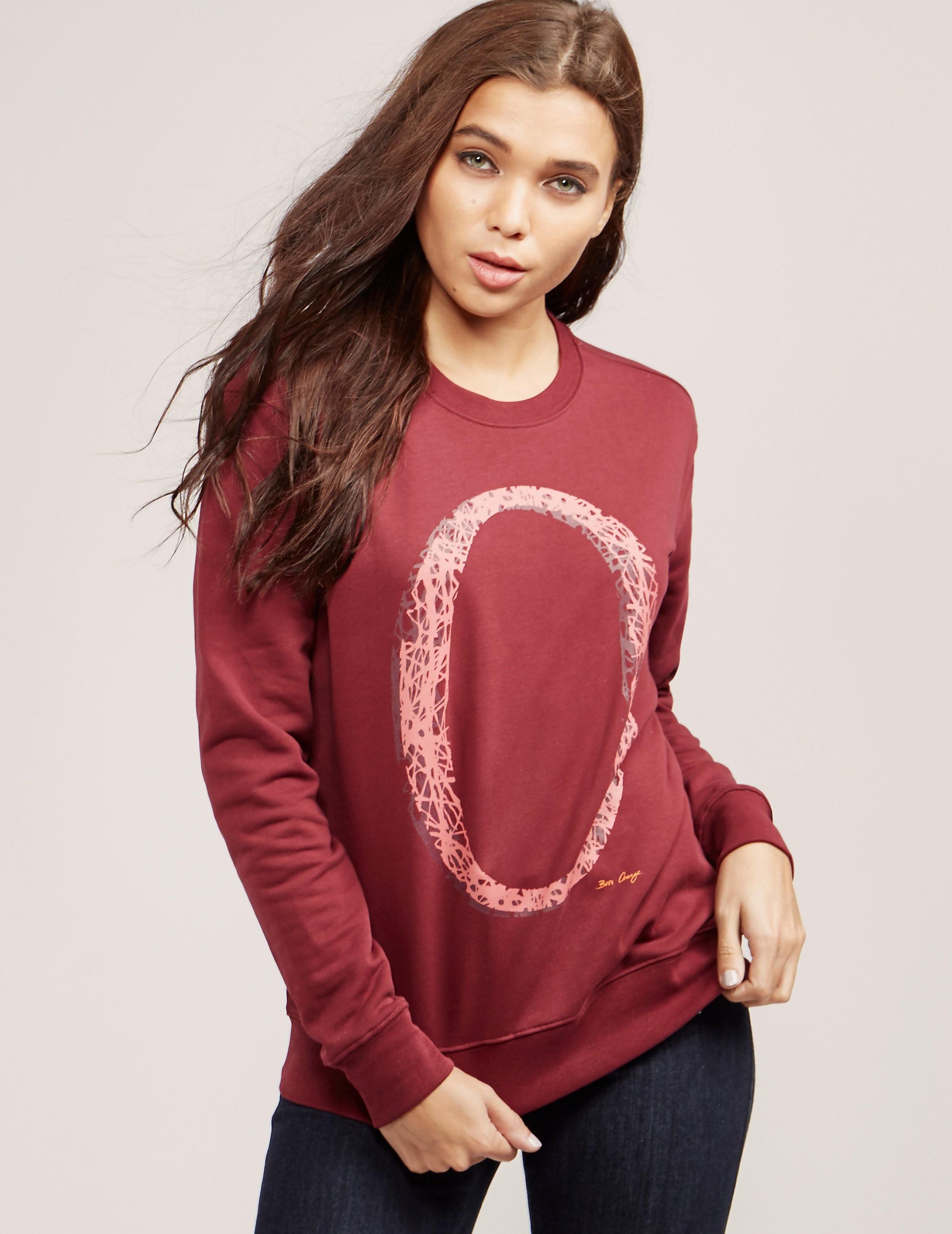 BOSS Orange Logo Sweatshirt