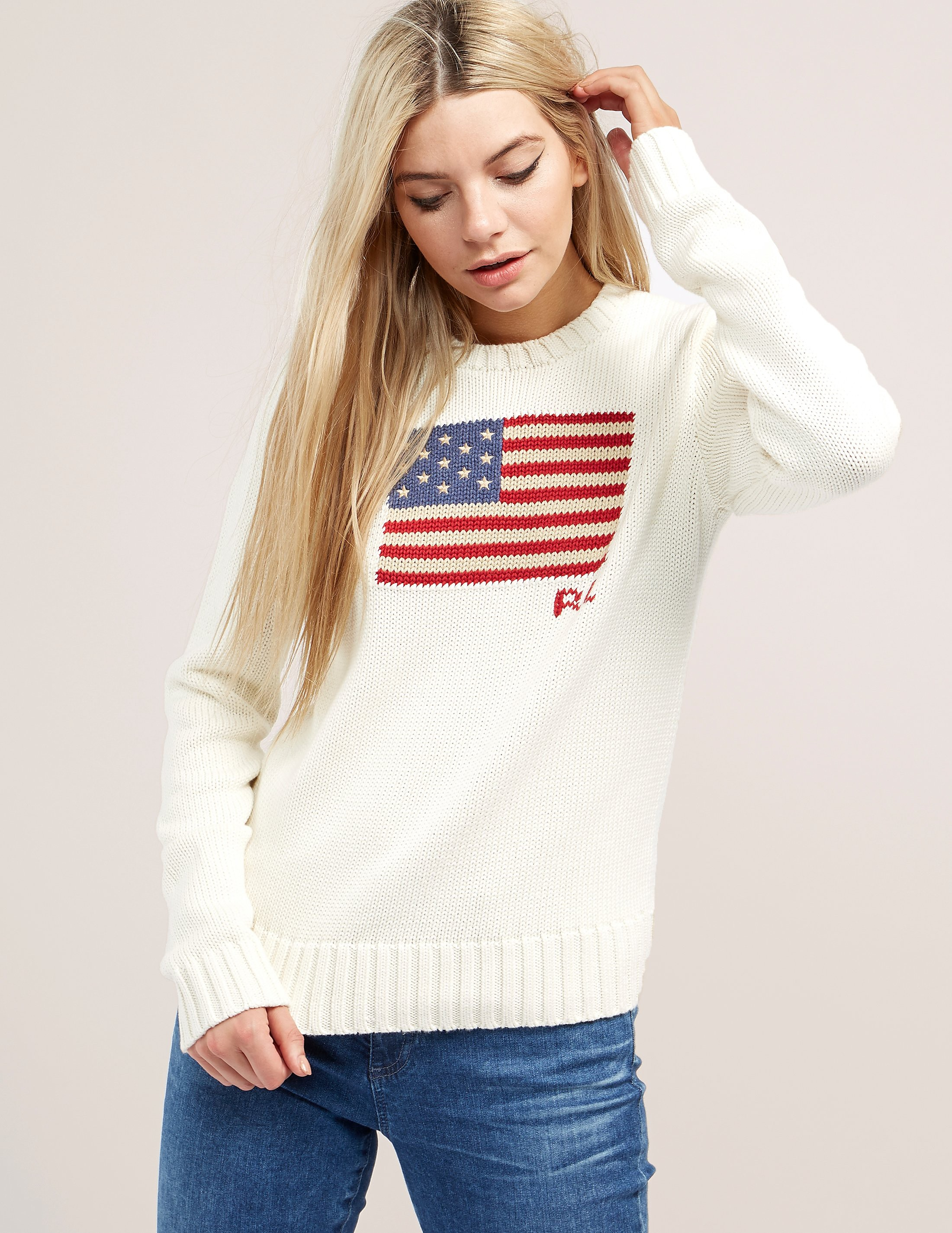 Polo Ralph Lauren Flag Knit