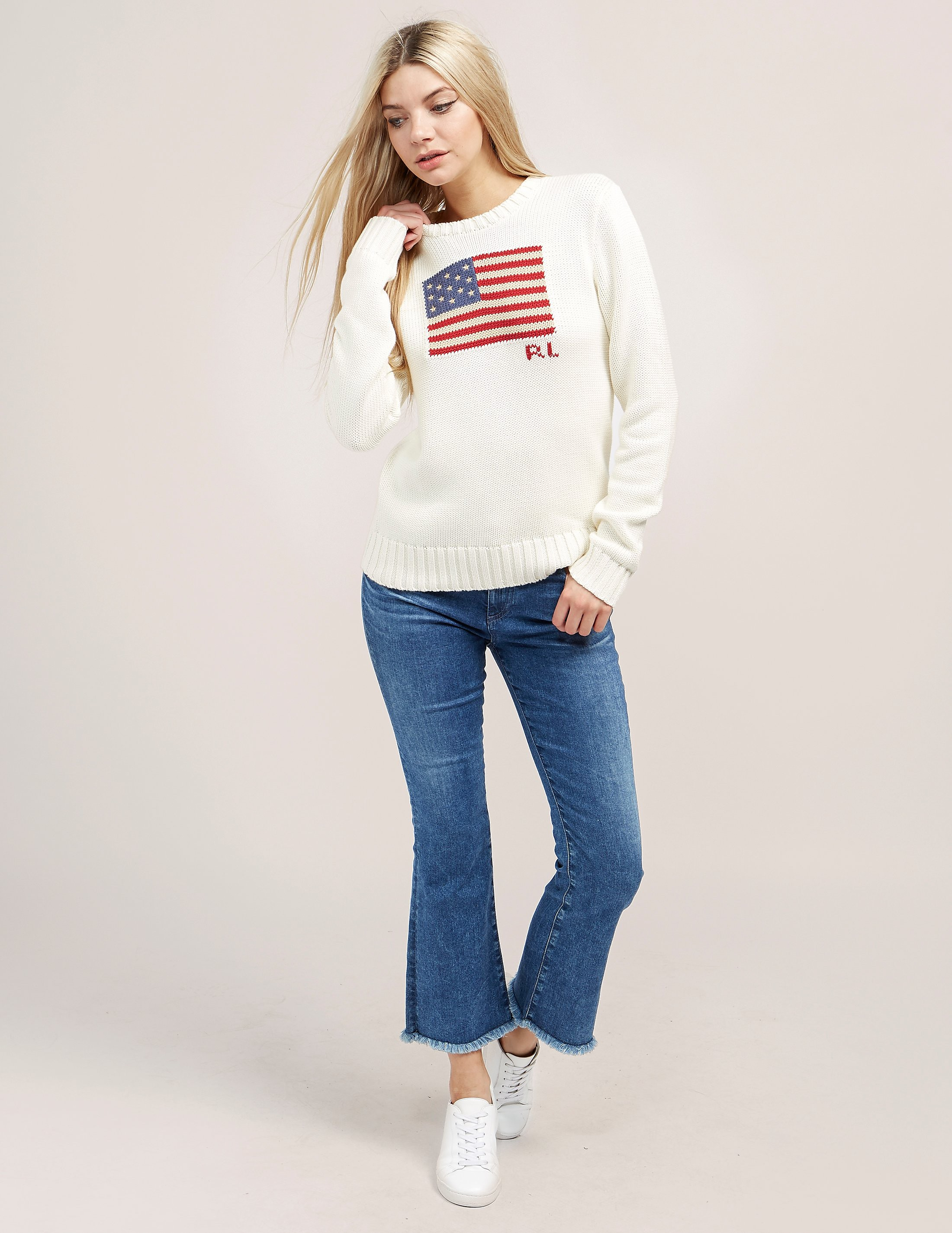 Polo Ralph Lauren Flag Knit