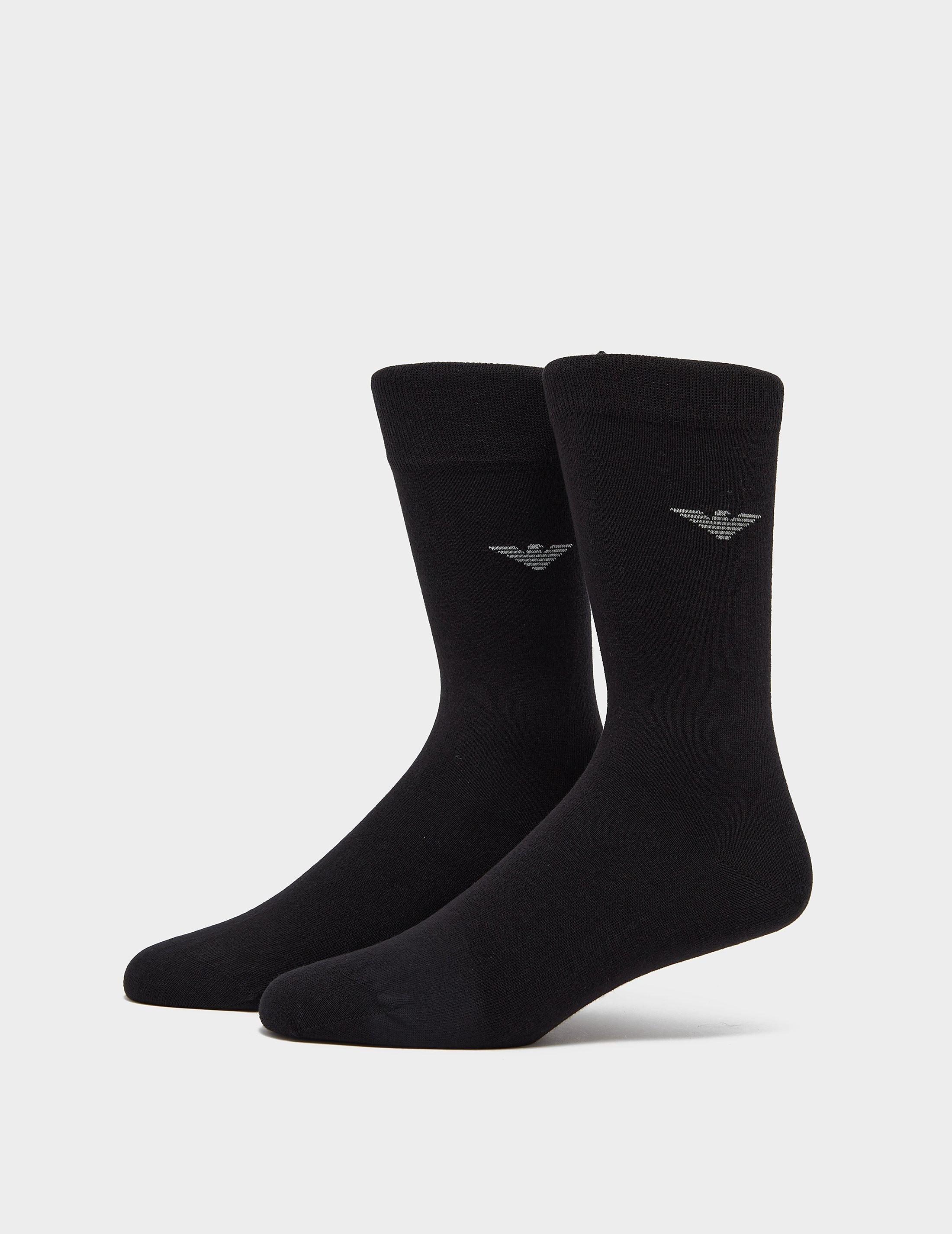 Emporio Armani 2-Pack Socks