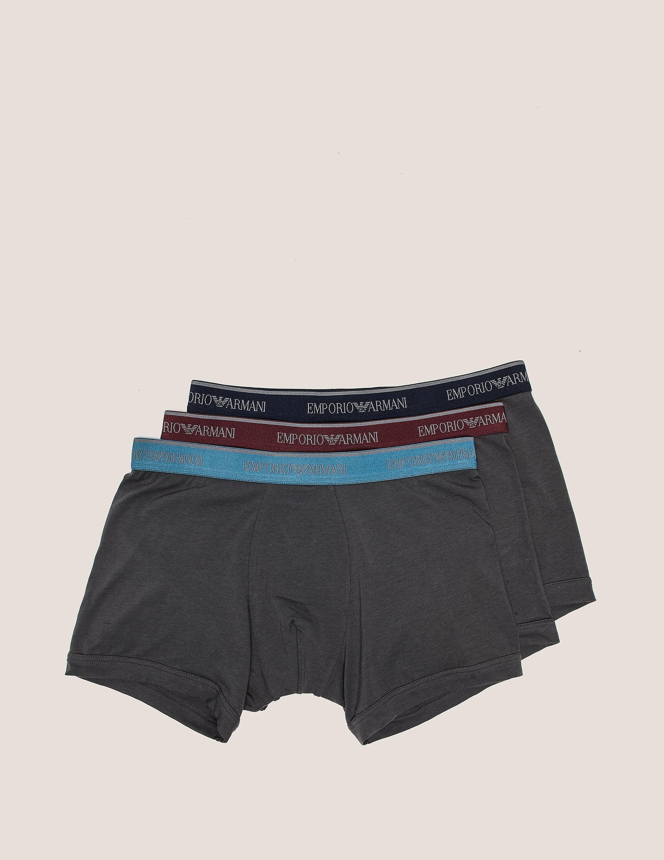 Emporio Armani 3-Pack Boxer Shorts
