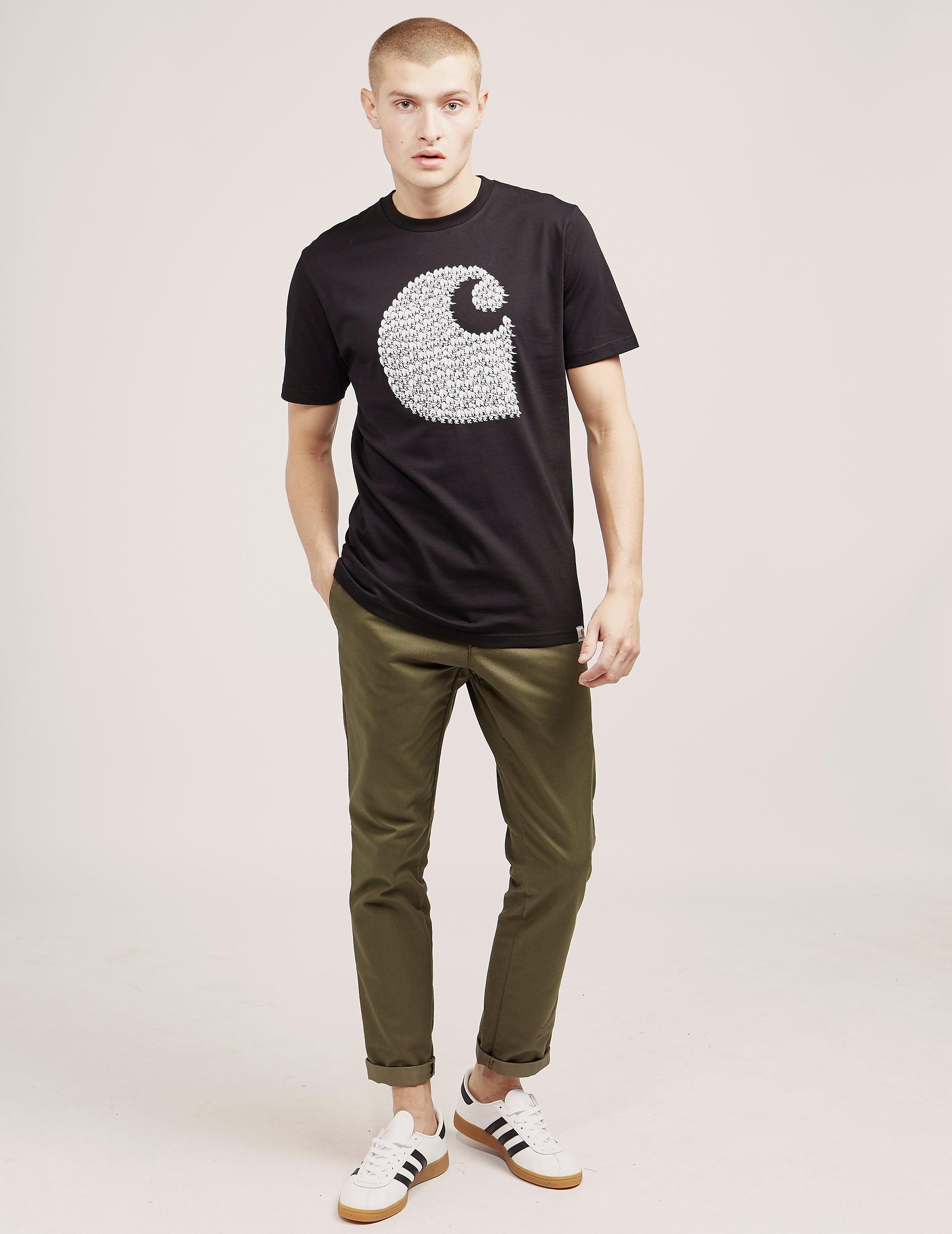 Carhartt WIP Duck Short Sleeve T-Shirt