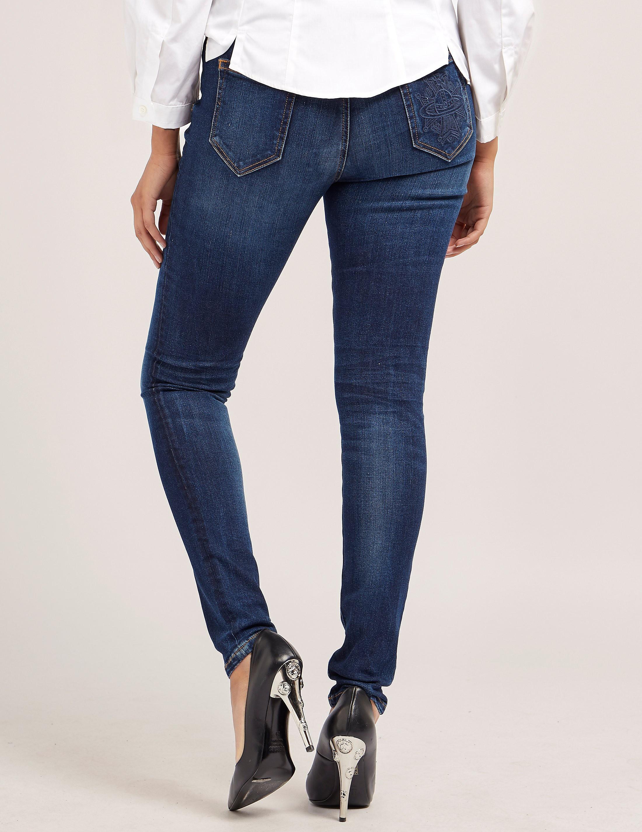 Vivienne Westwood Super Skinny Jeans