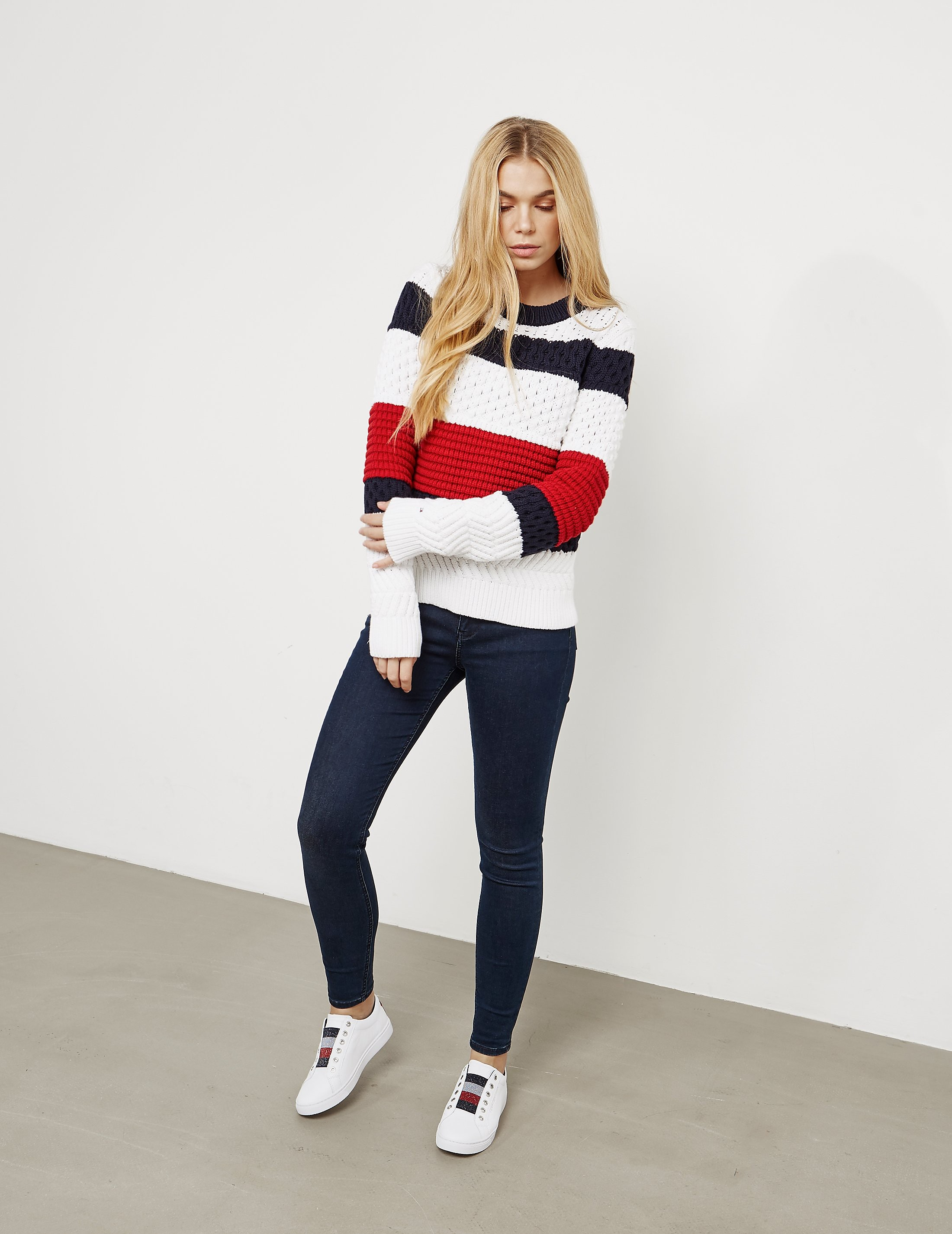 Tommy Hilfiger Alexia Knitted Jumper