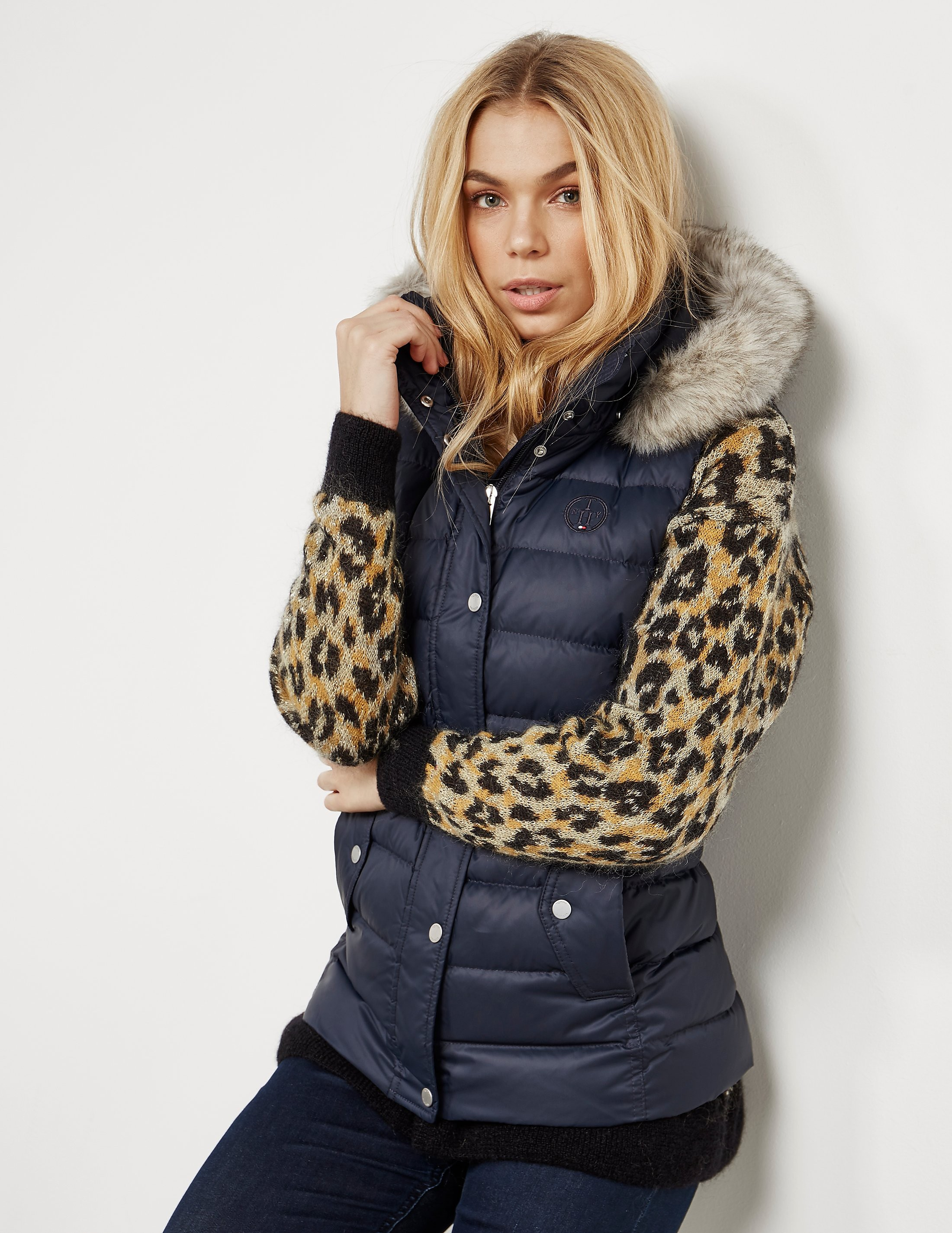 Tommy Hilfiger Tyra Padded Gilet