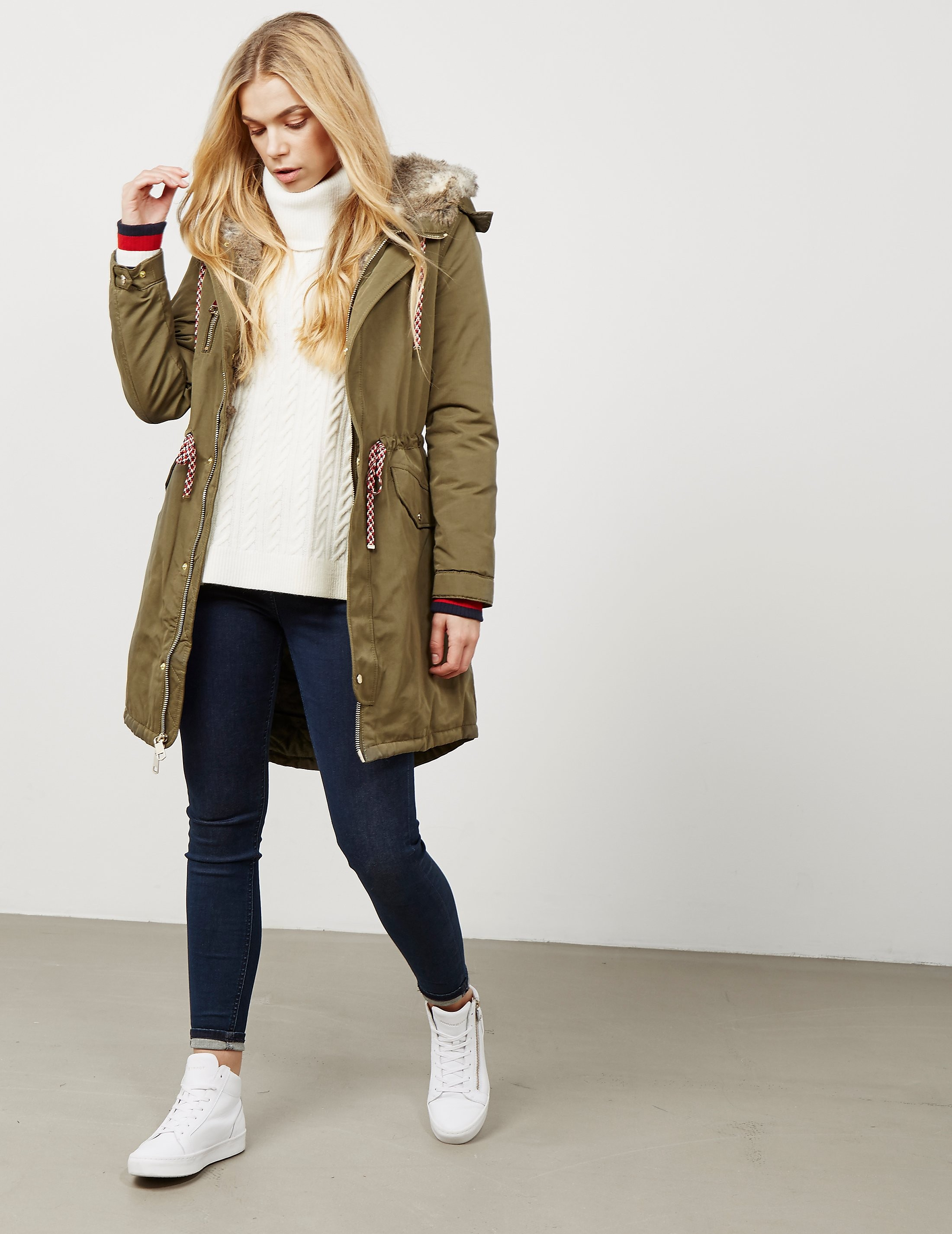 Tommy Hilfiger Cynthia Parka - Online Exclusive