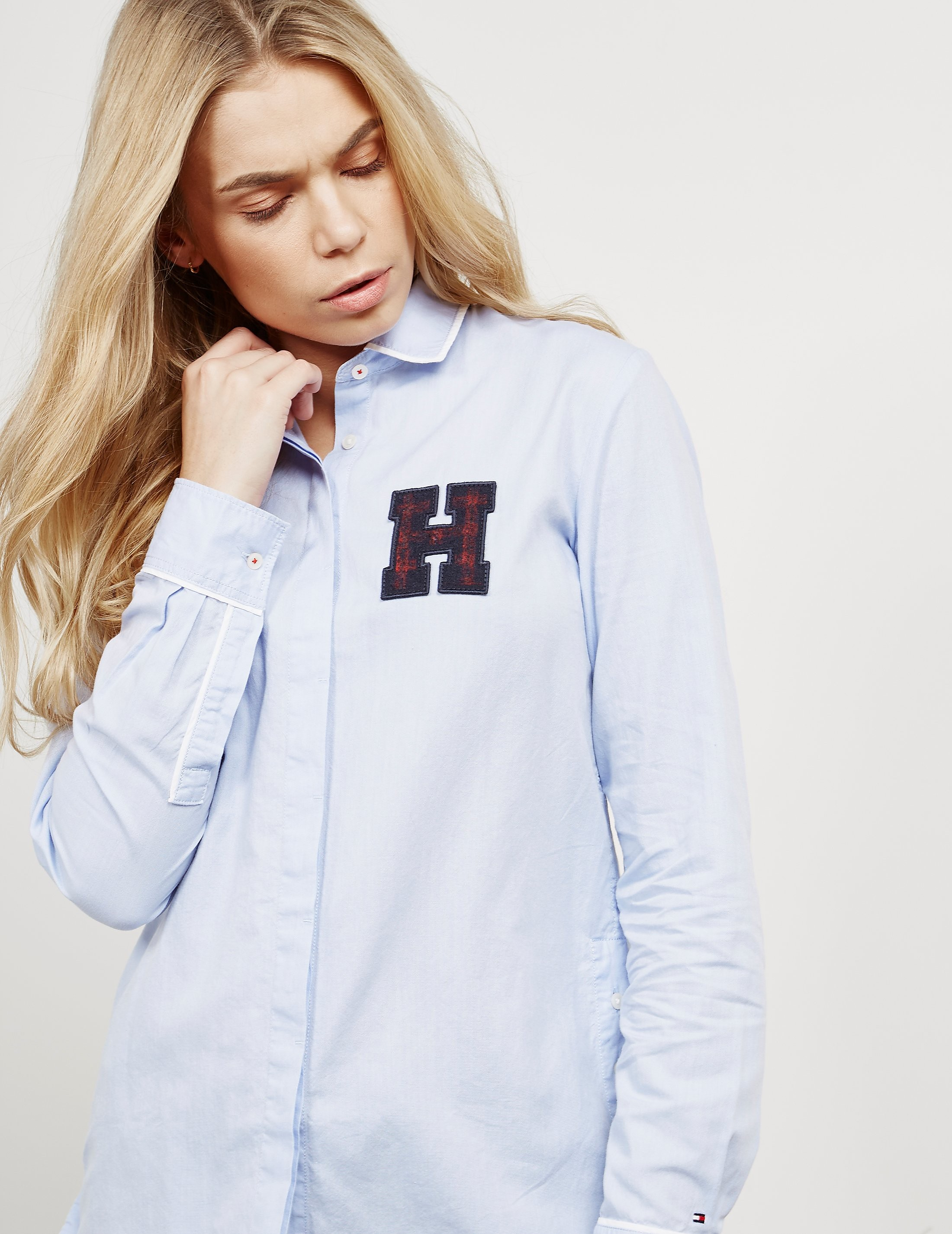 Tommy Hilfiger Julia Long Sleeve Shirt - Online Exclusive