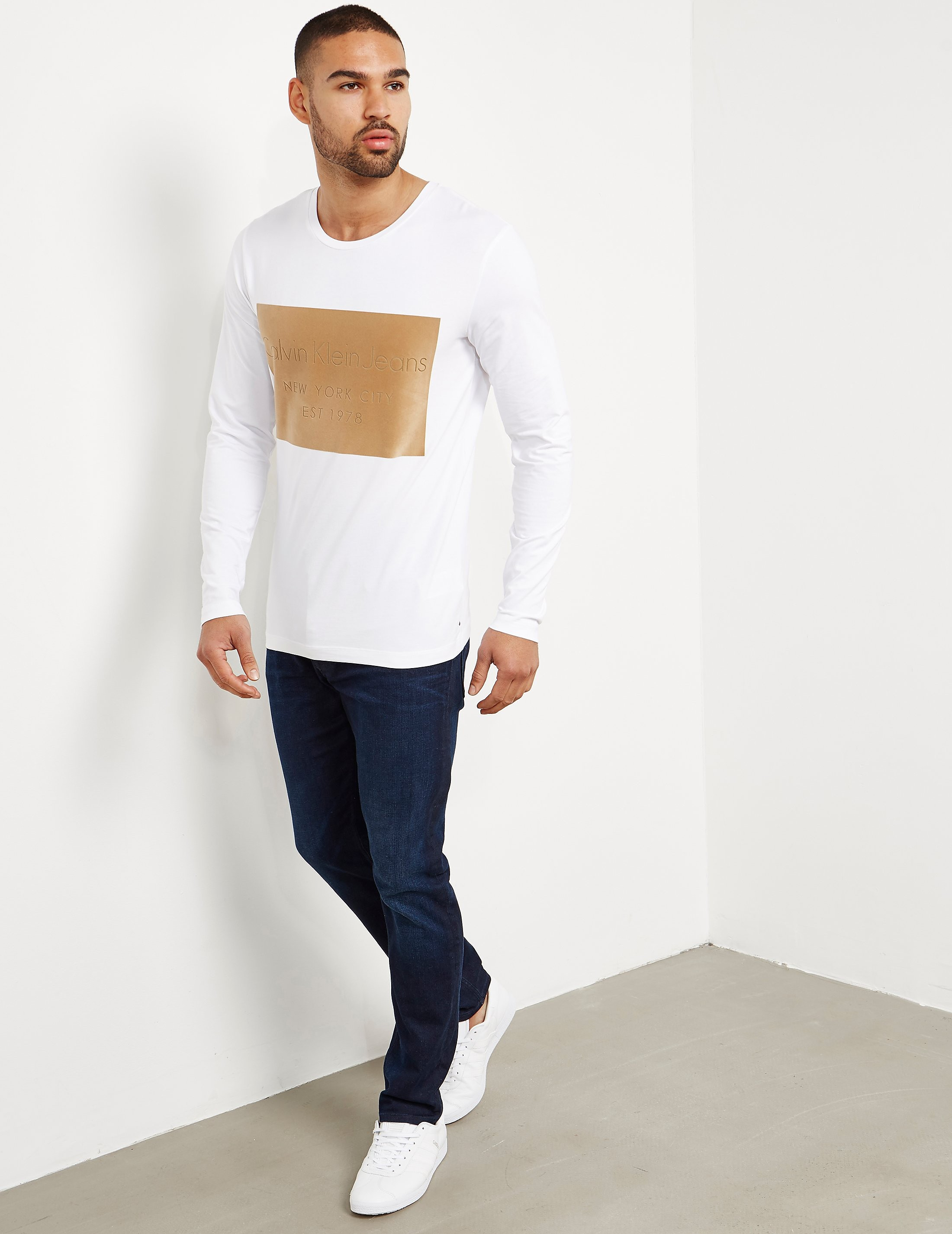 Calvin Klein Tavid Long Sleeve T-Shirt