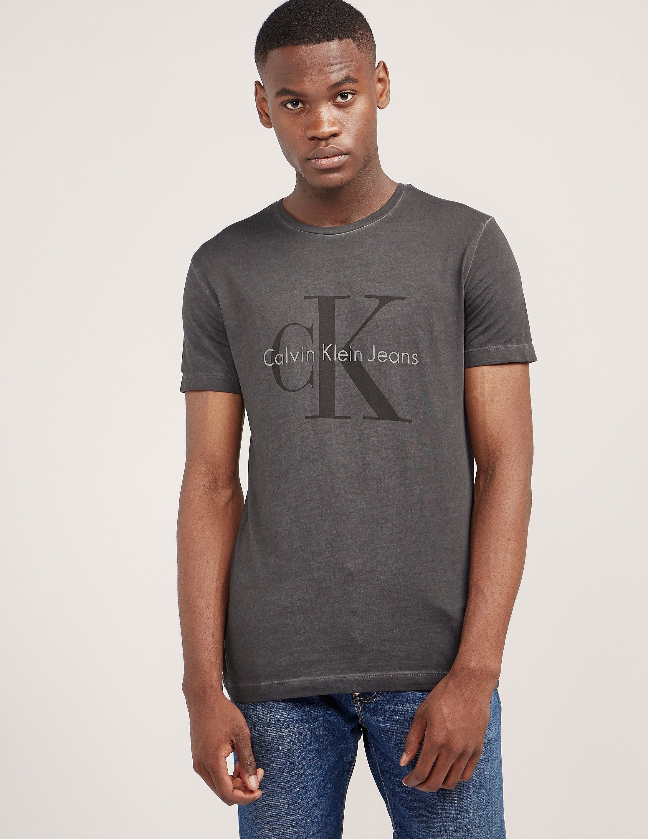 Calvin Klein Tribute Short Sleeve T-Shirt