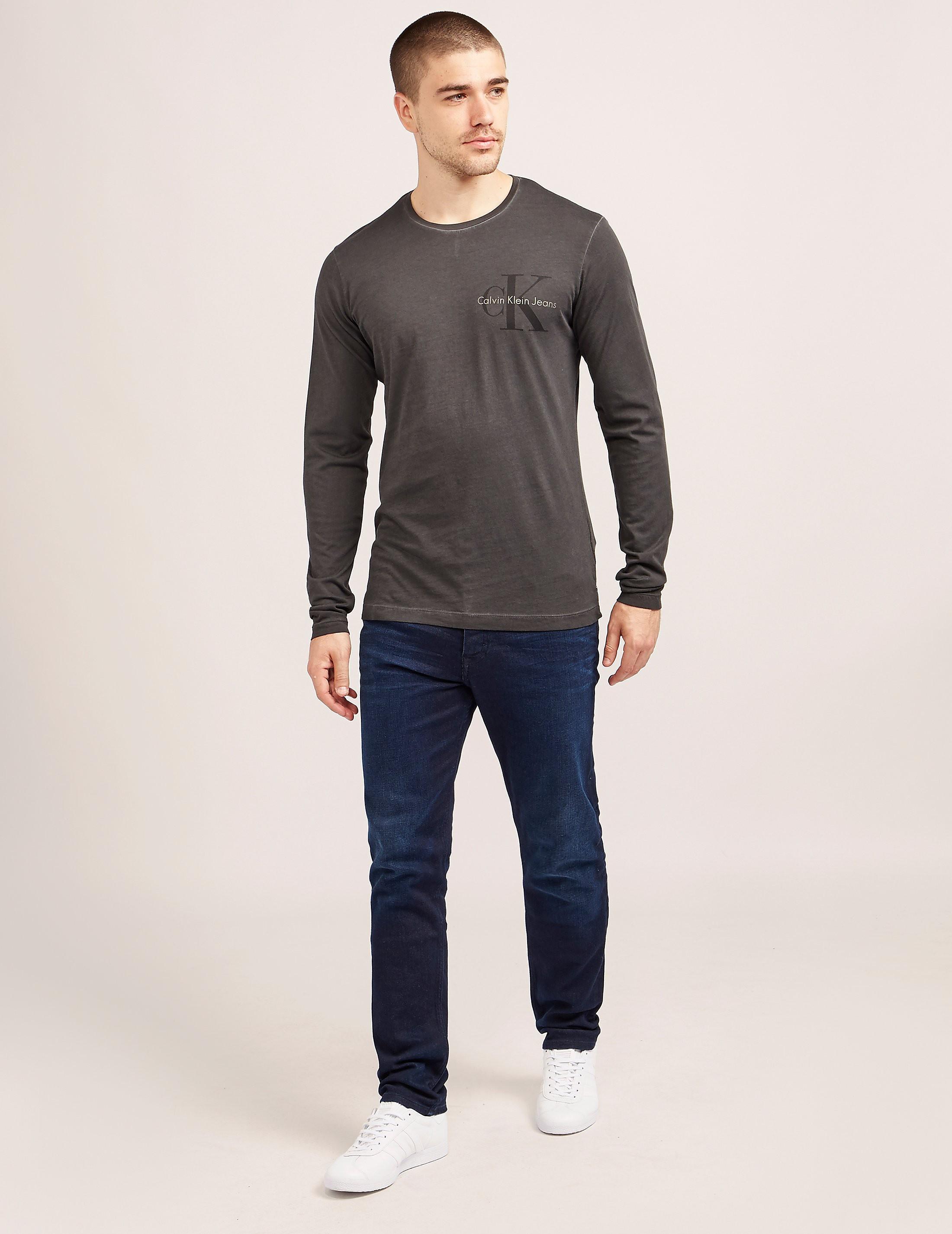 Calvin Klein Tribute 2 Long Sleeve T-Shirt