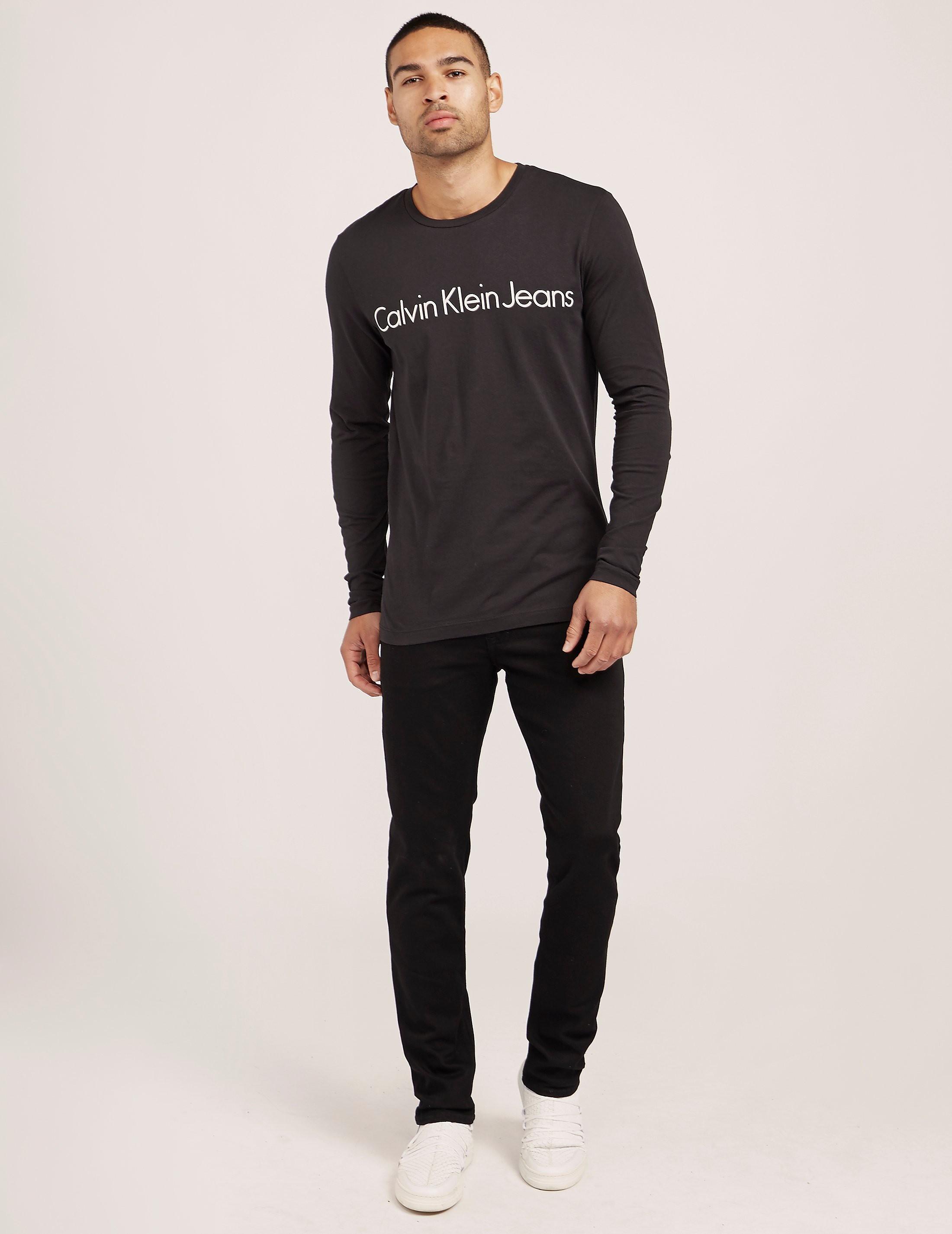 Calvin Klein Treasure Long Sleeve T-Shirt