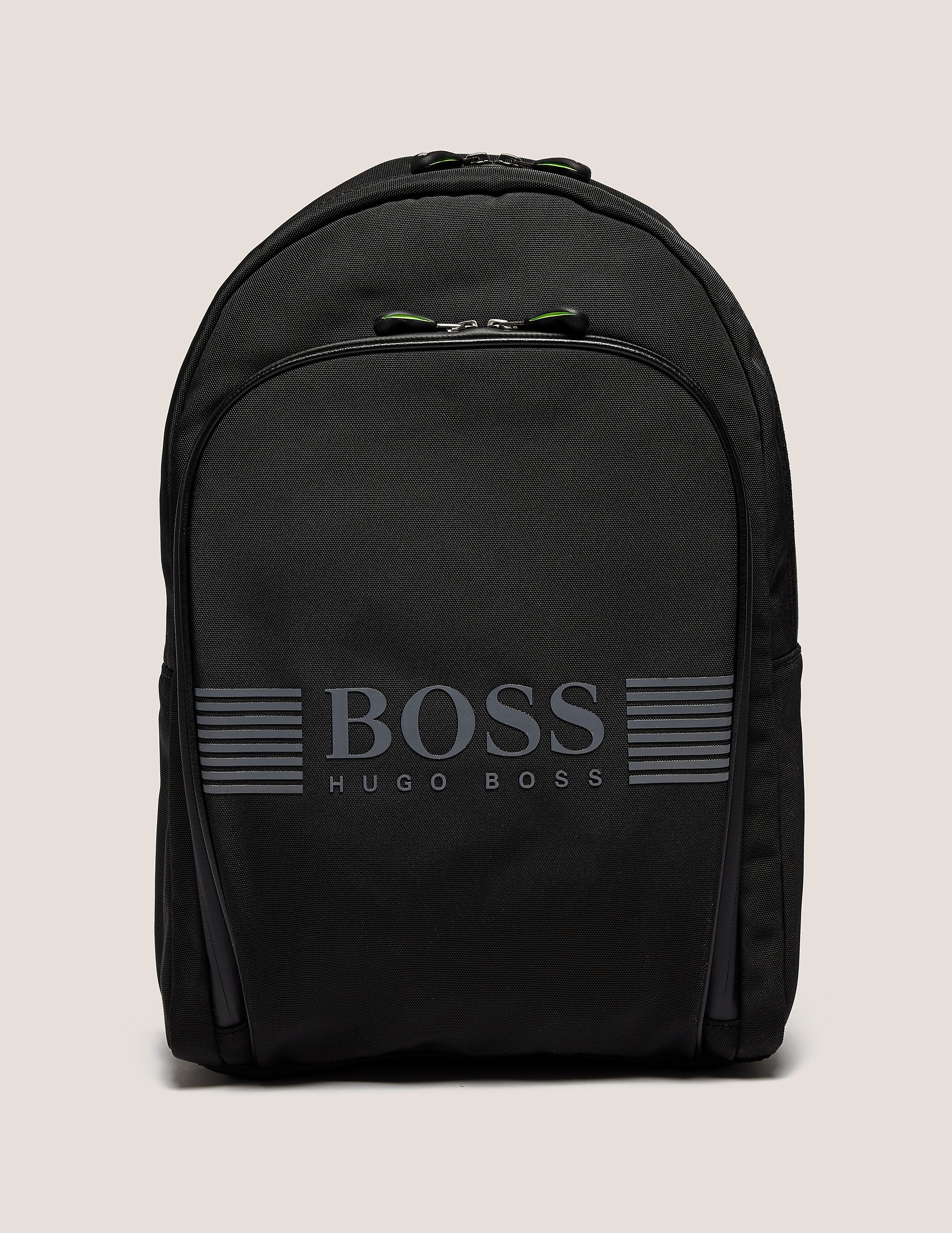 BOSS Green Pixel Backpack