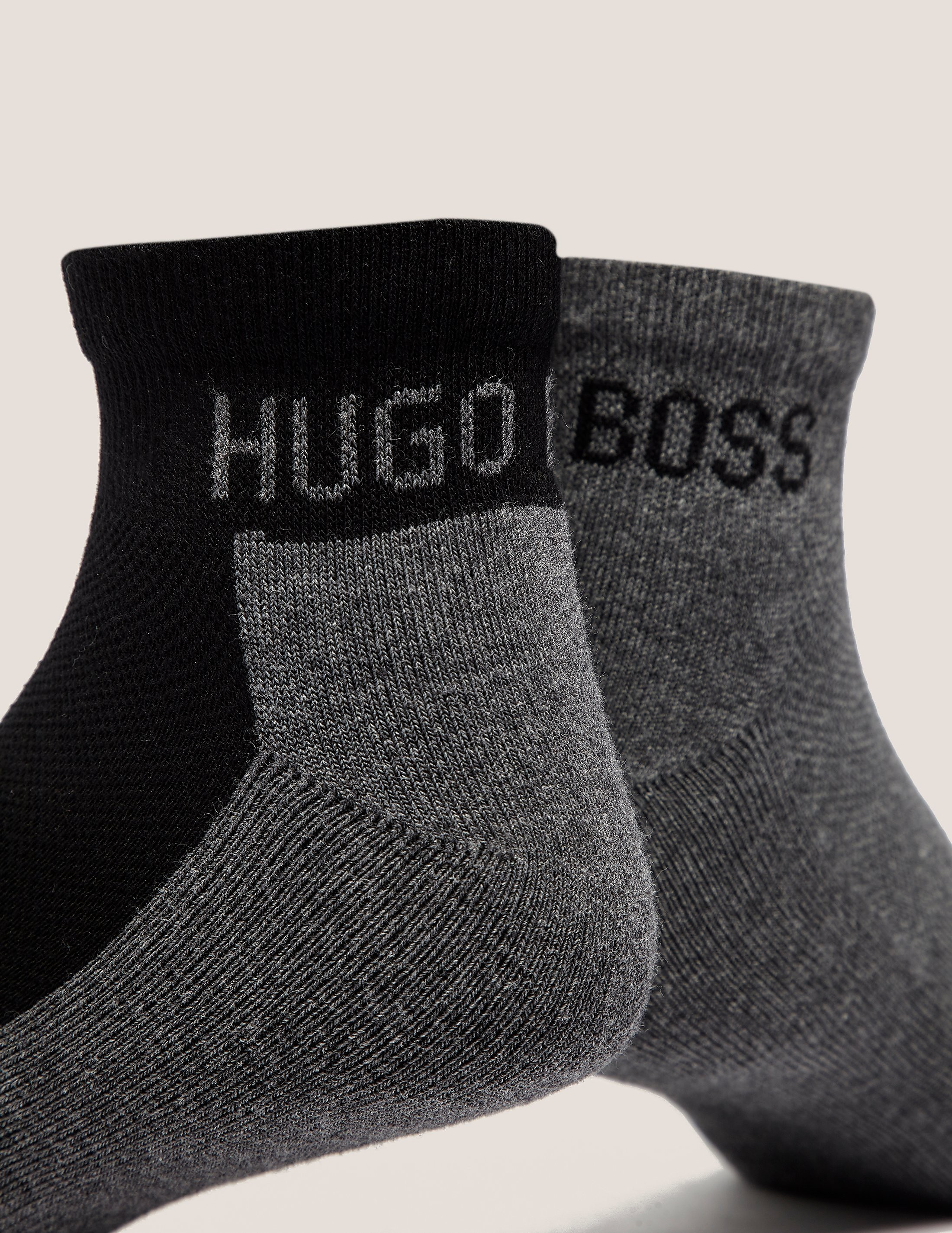 BOSS 2-Pack Ankle Socks