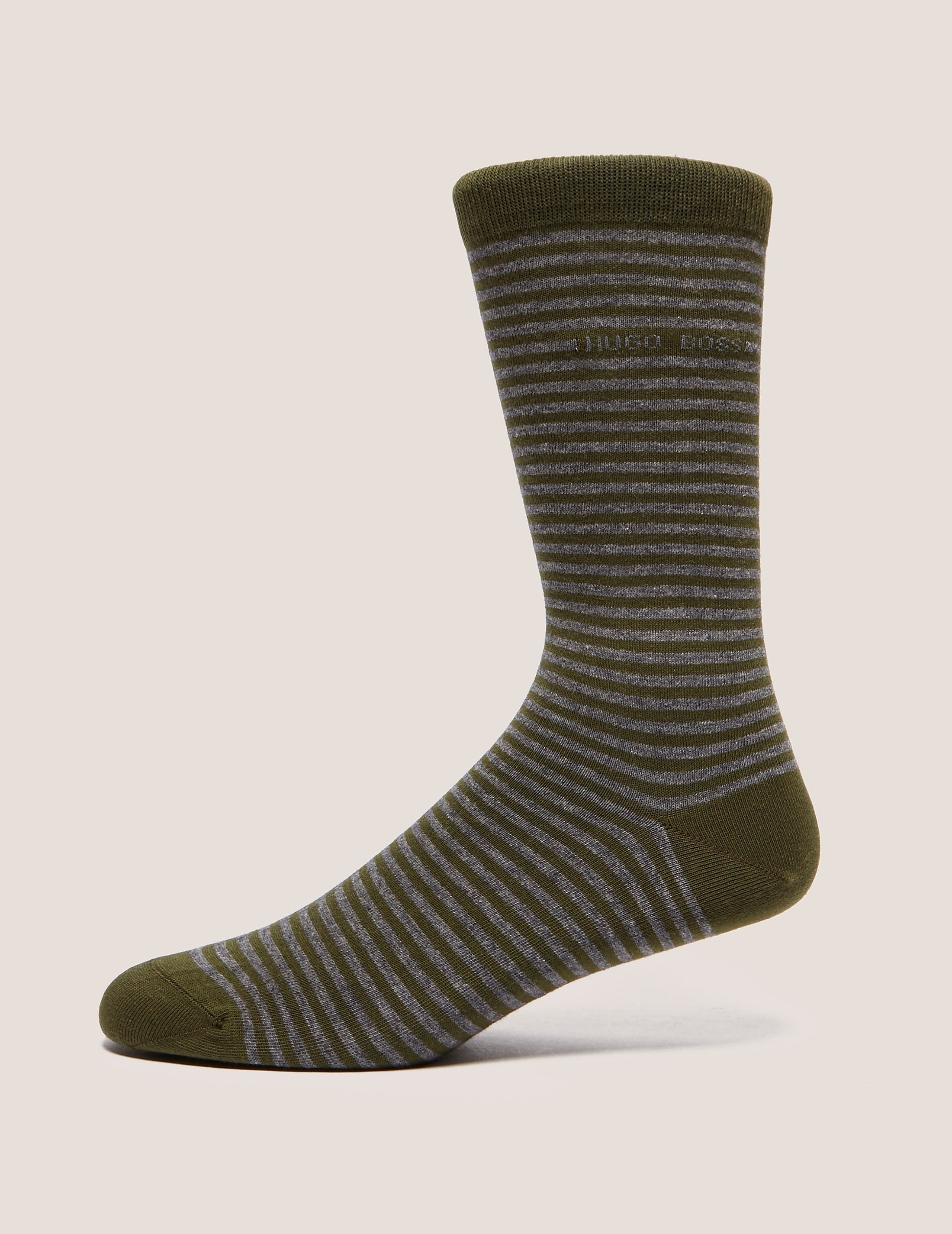 BOSS Fine Stripe Socks