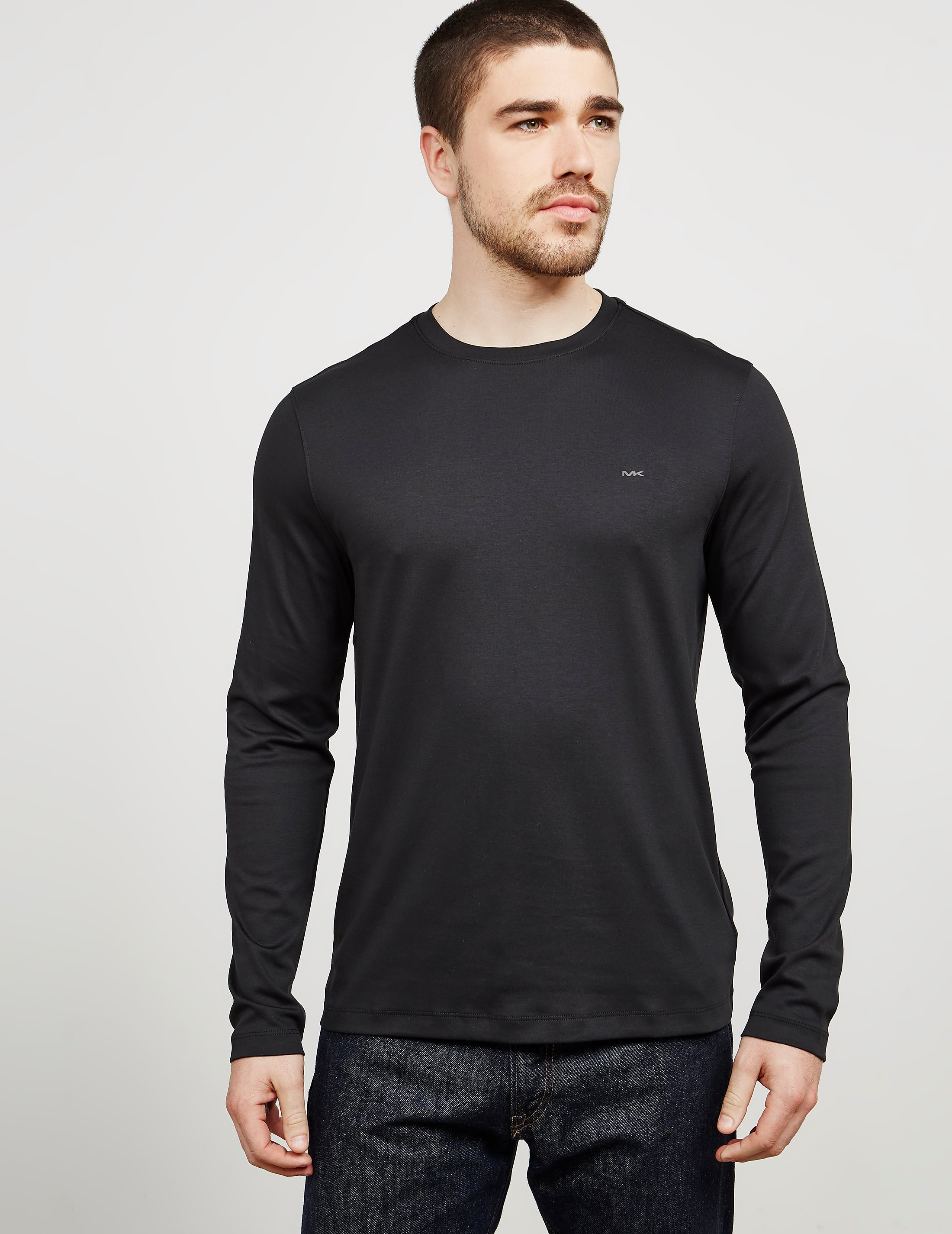 Michael Kors Sleeke Long Sleeve T-Shirt