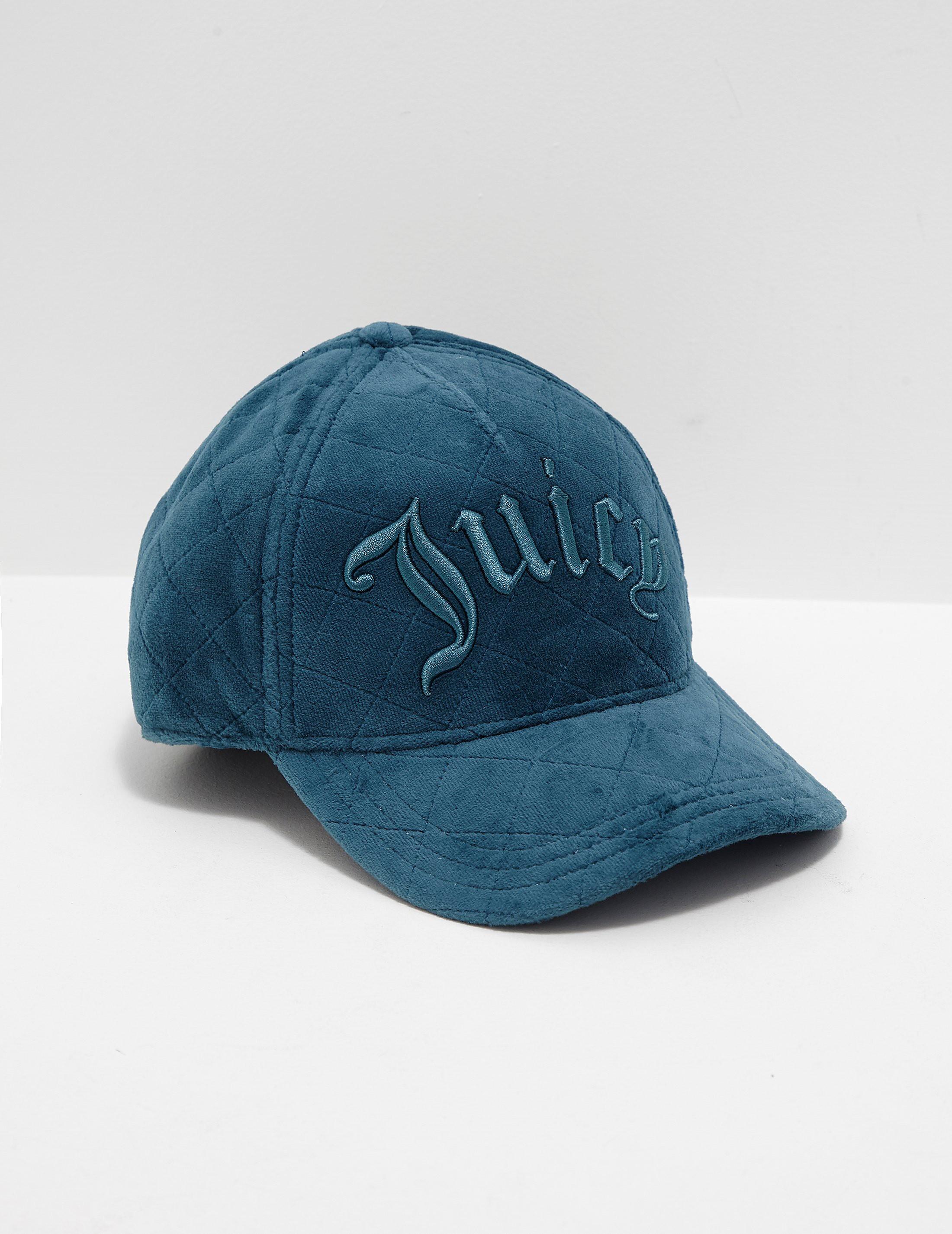 Juicy Couture Velour Cap