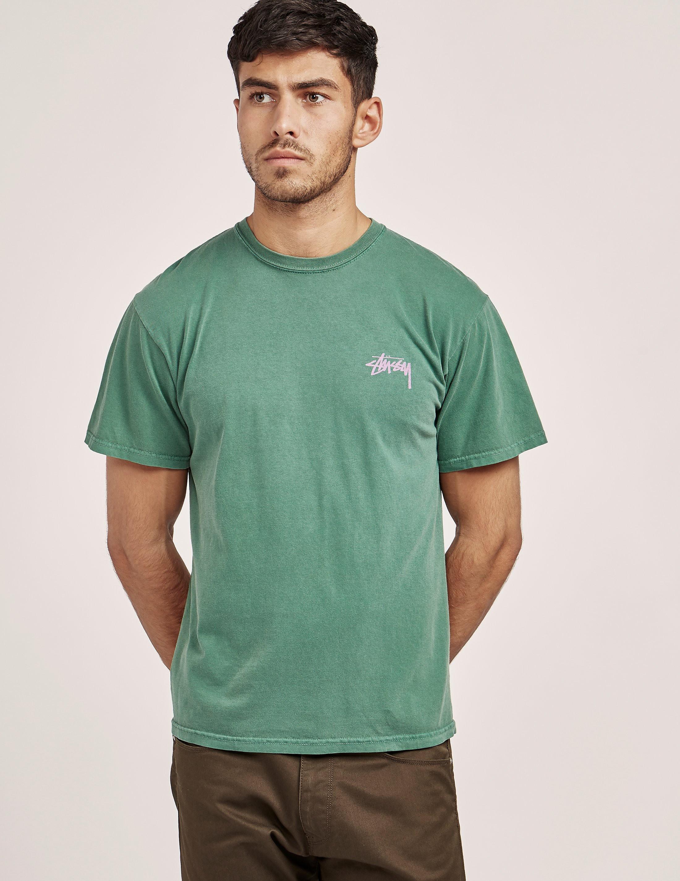 Stussy Warrior Short Sleeve T-Shirt