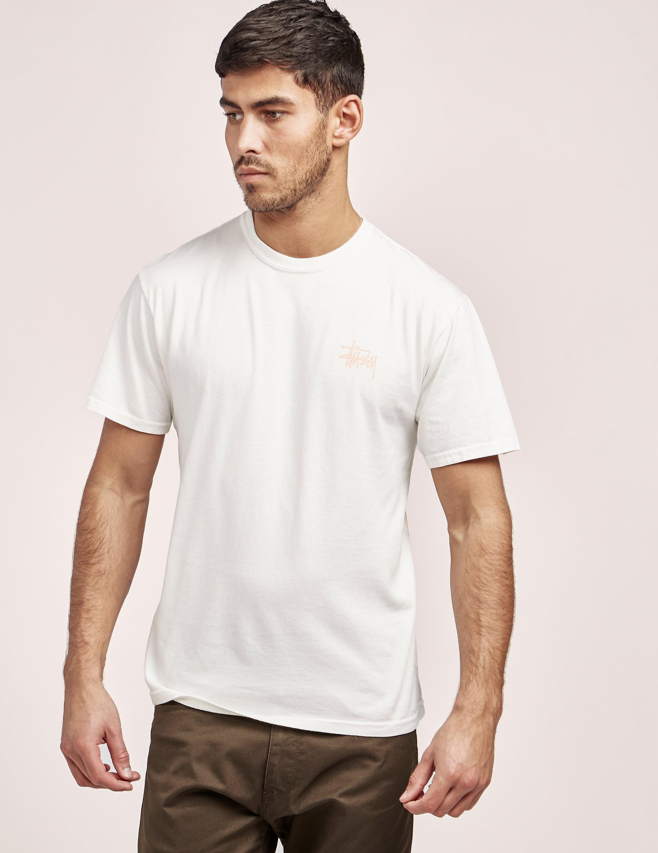 Stussy Wave Short Sleeve T-Shirt