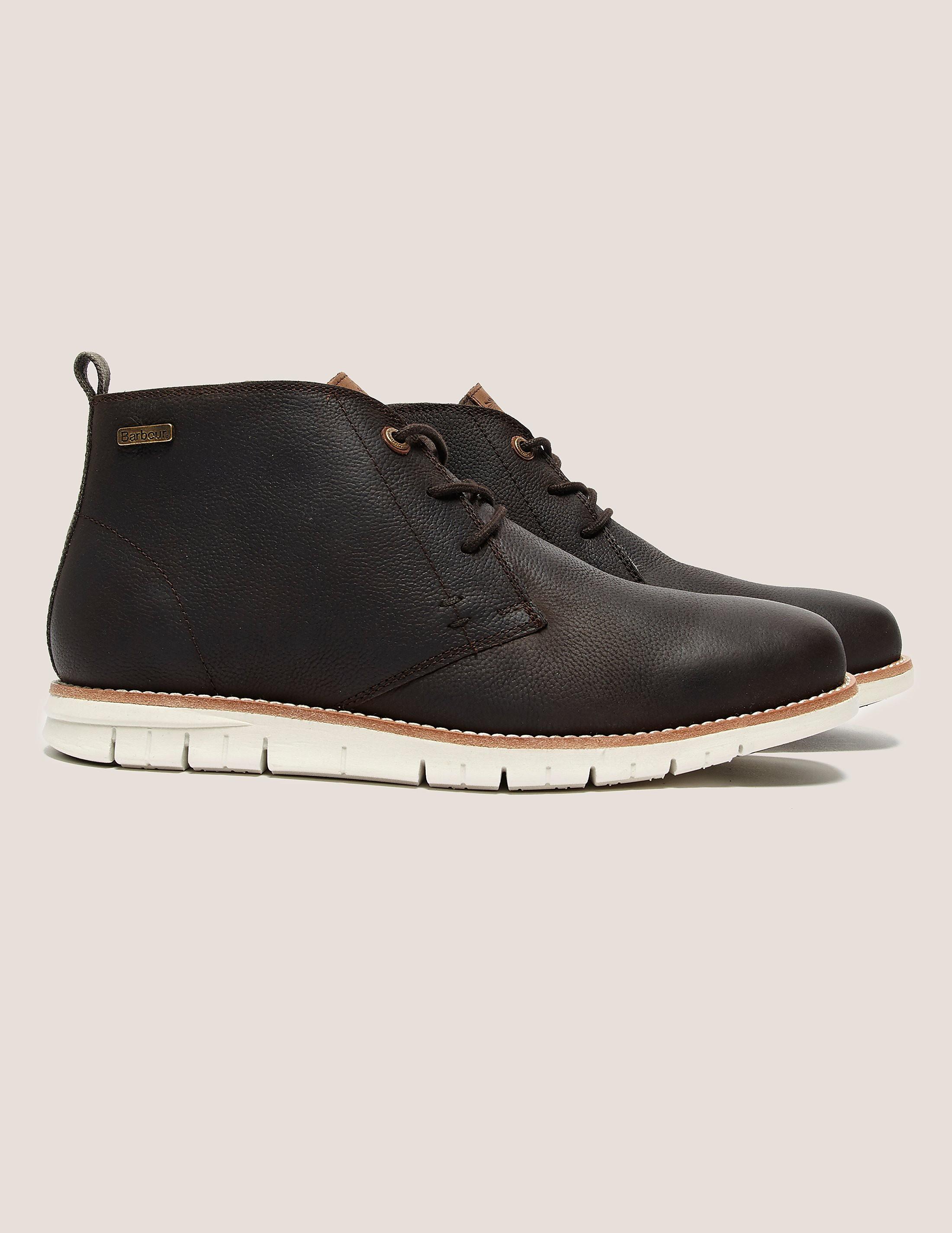 Barbour Shackleton Boots