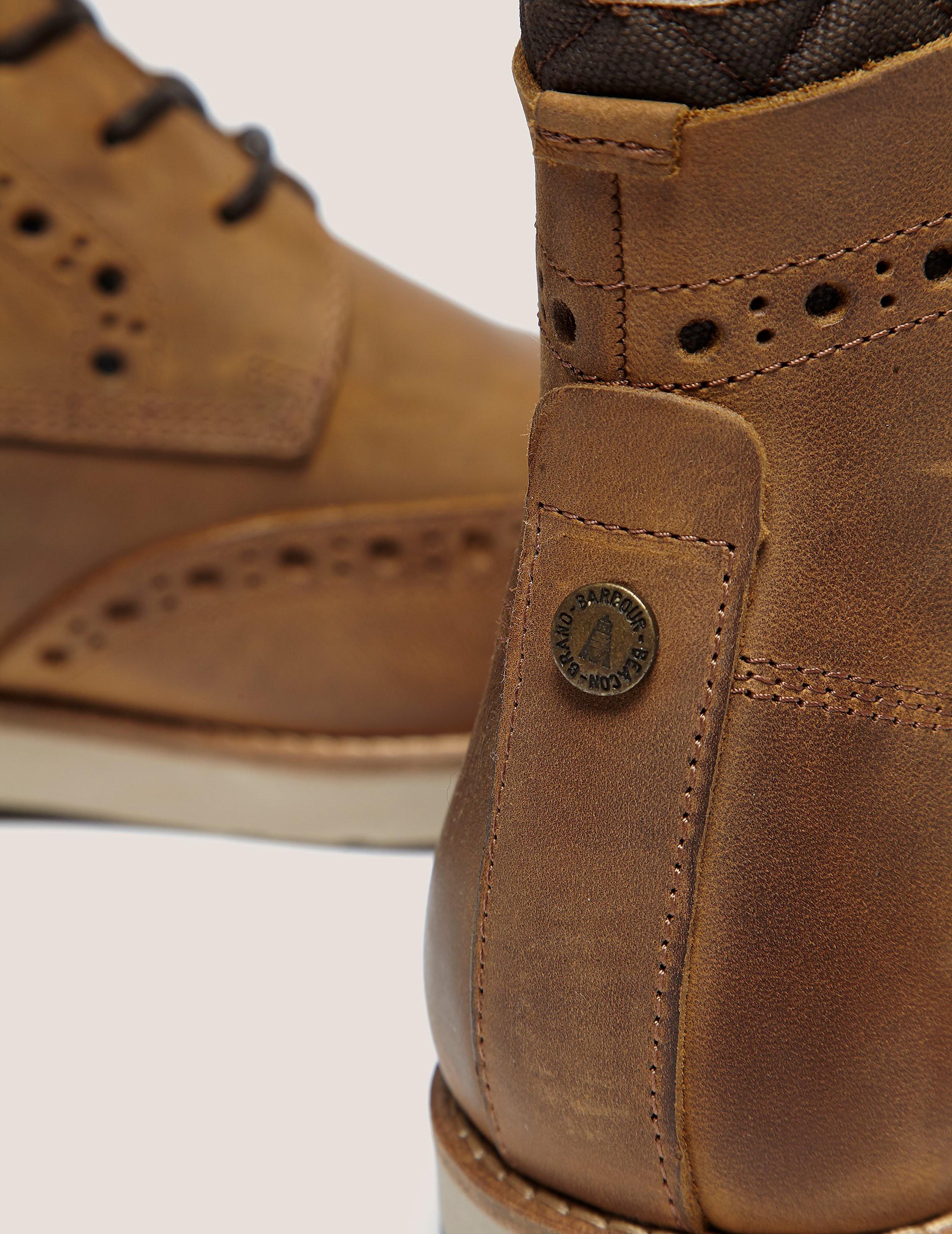 Barbour Cowan Boot